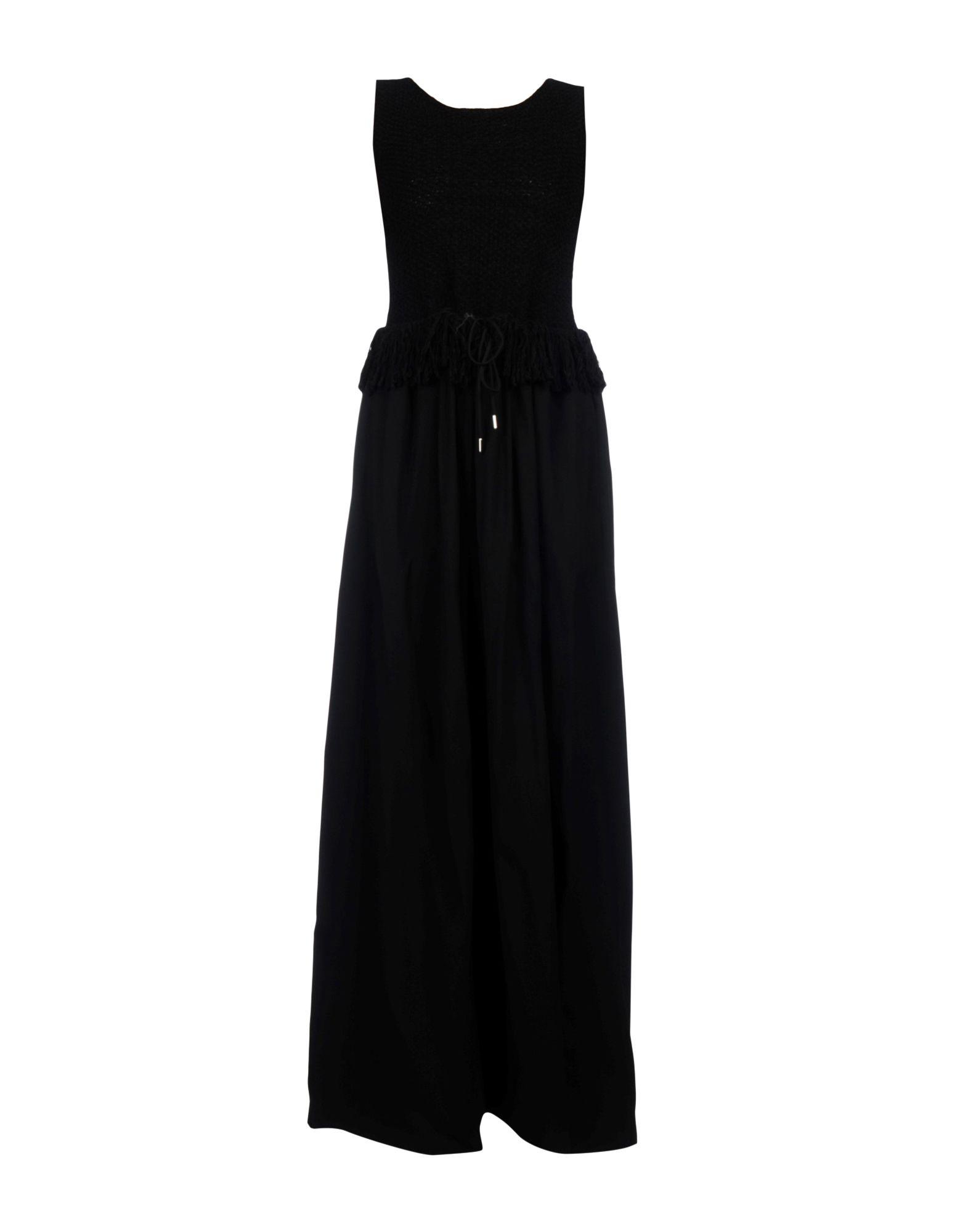 FABIANA FILIPPI Длинное платье clio peppiatt длинное платье
