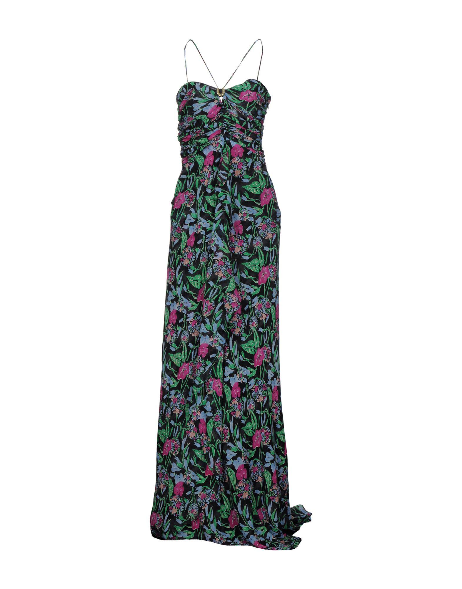 UNGARO FUCHSIA Длинное платье ungaro fuchsia повседневные брюки
