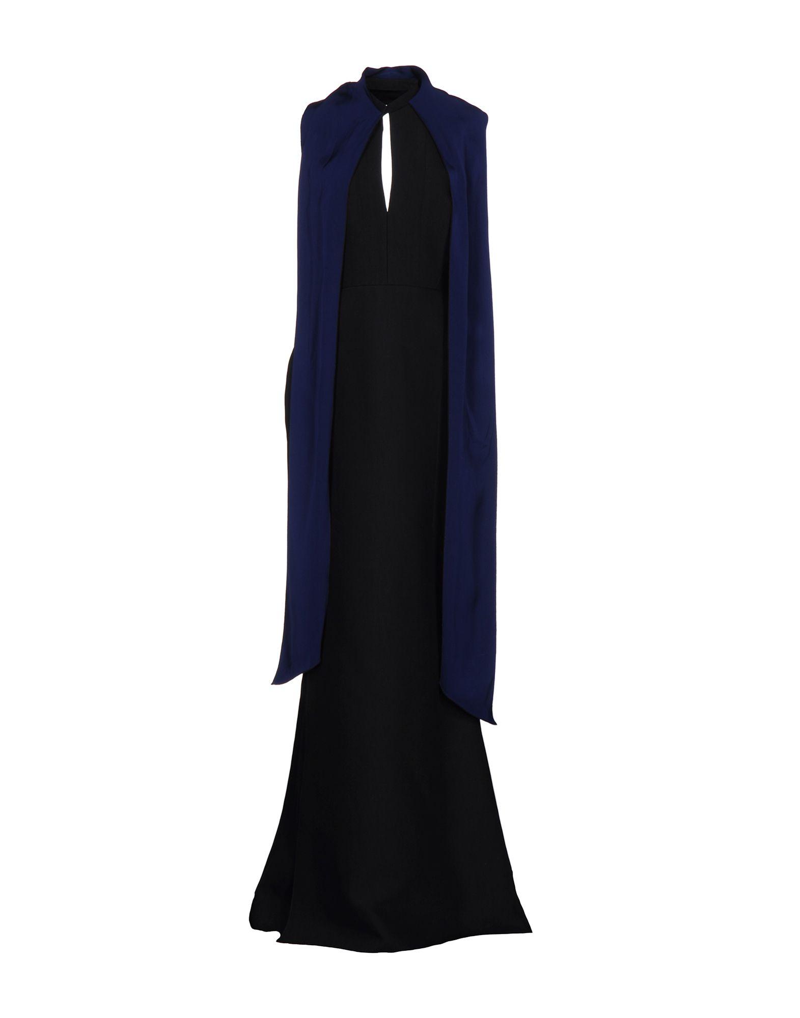 VICTORIA BECKHAM Длинное платье victoria victoria beckham платье до колена