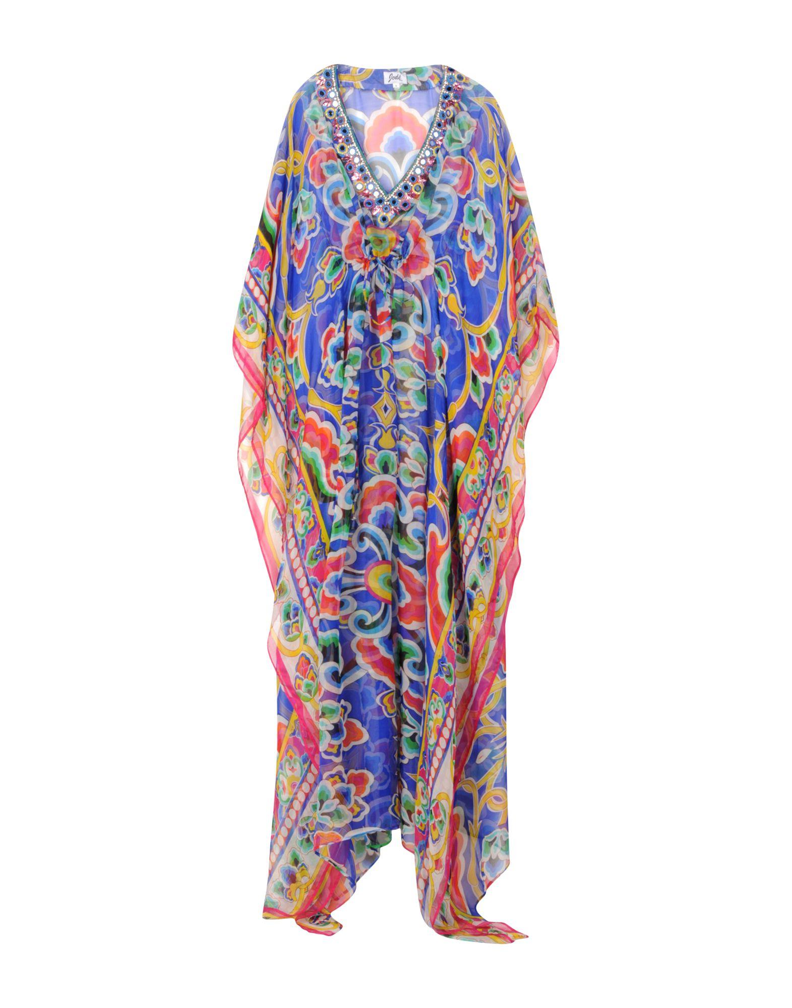 JODE' Длинное платье jode короткое платье