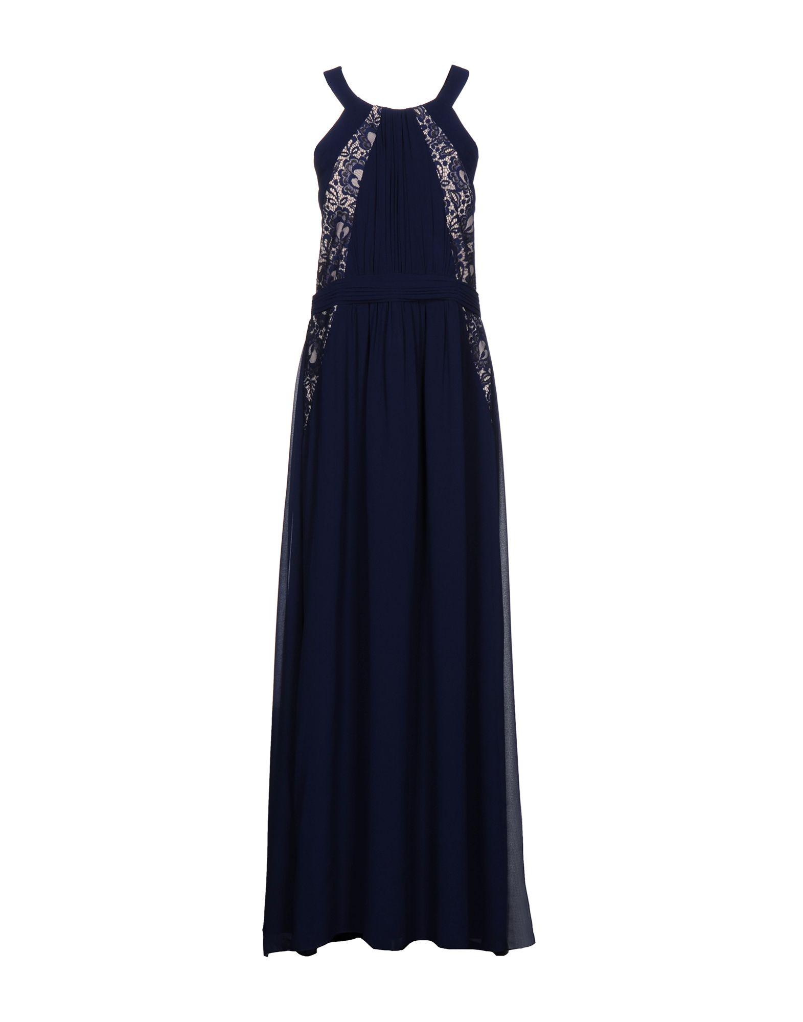 FOTI - LA BIELLESE Длинное платье manifatture alto biellese 1947 шарф