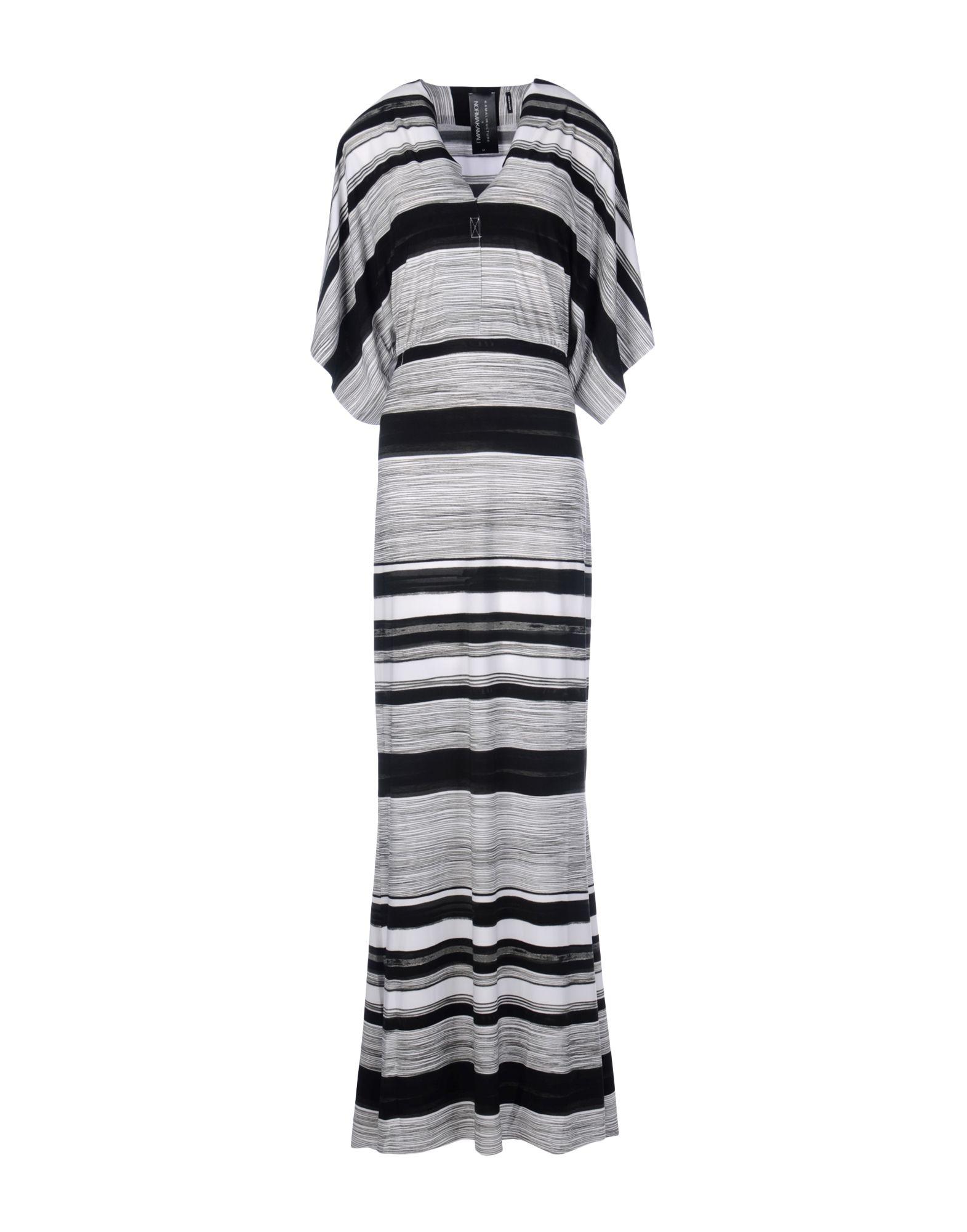 KAMALIKULTURE by NORMA KAMALI Длинное платье kamalikulture by norma kamali длинное платье