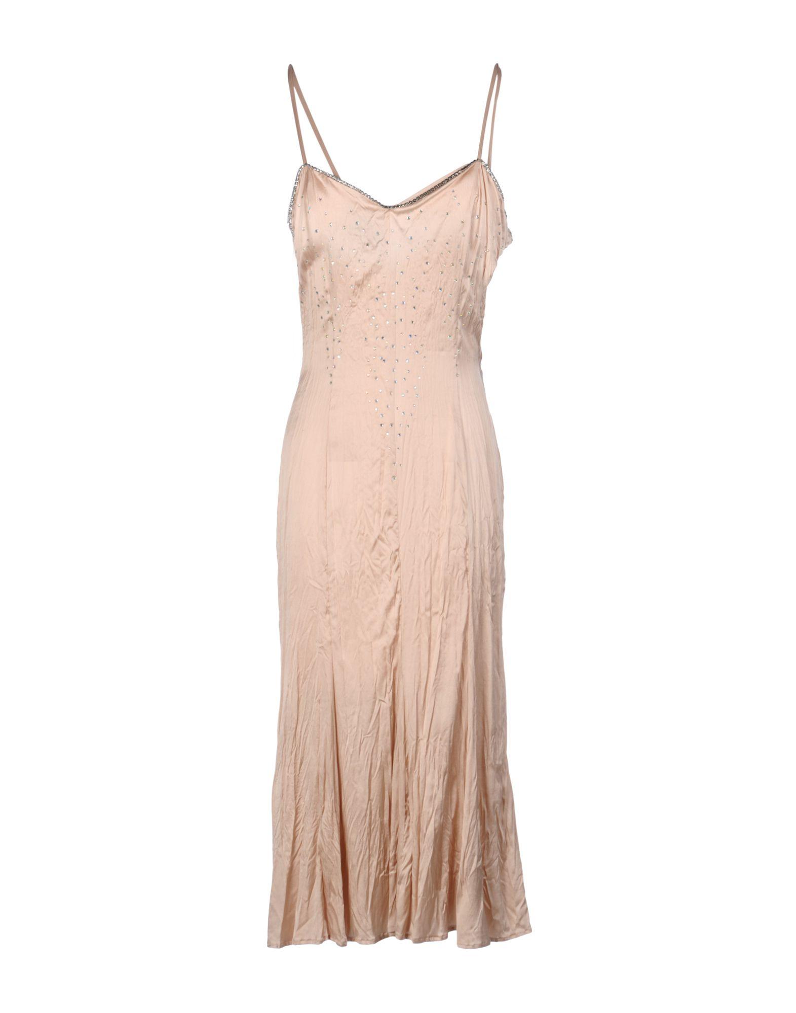 OPPIO Платье длиной 3/4 lisa corti платье длиной 3 4