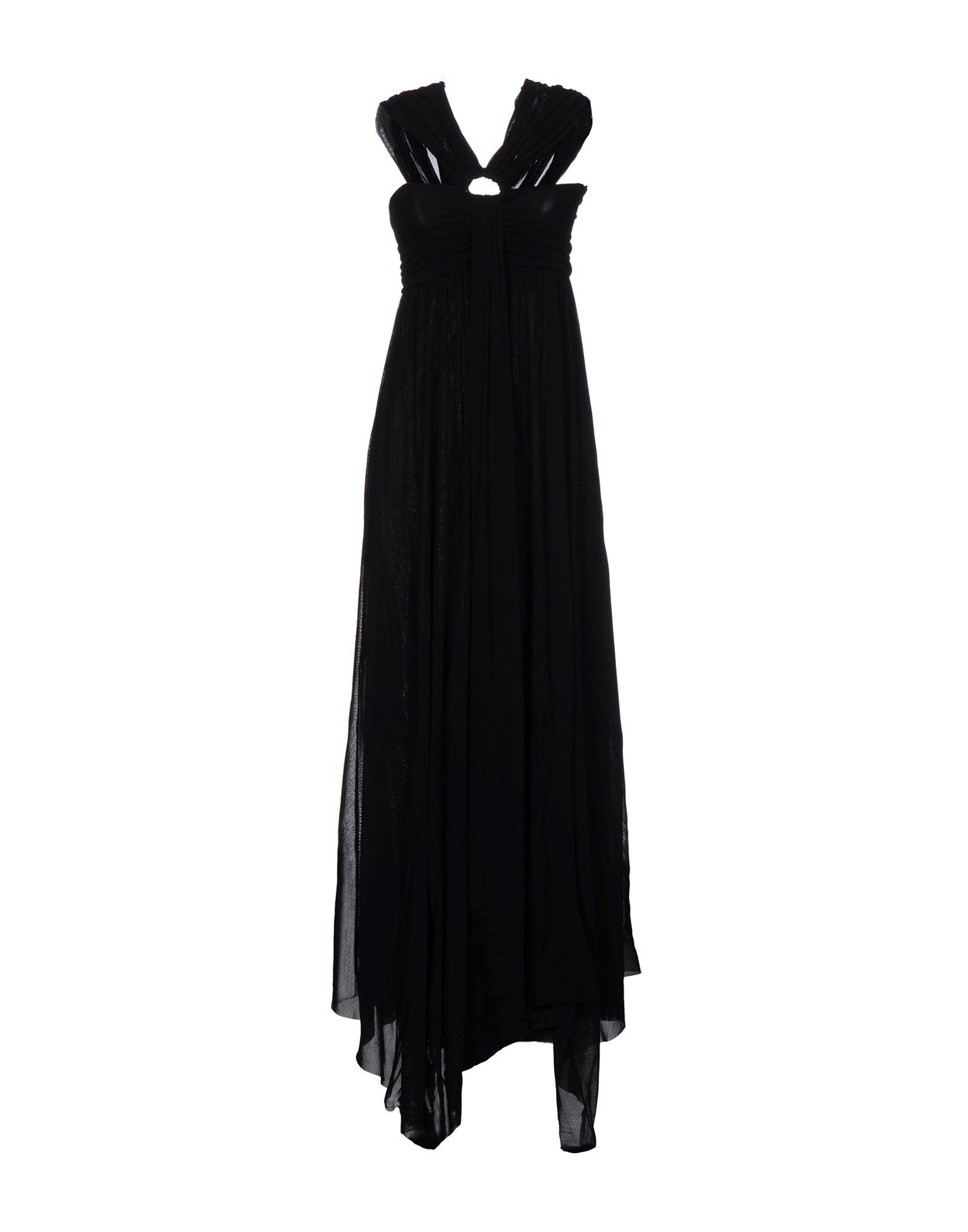 где купить  FUZZI Длинное платье  по лучшей цене