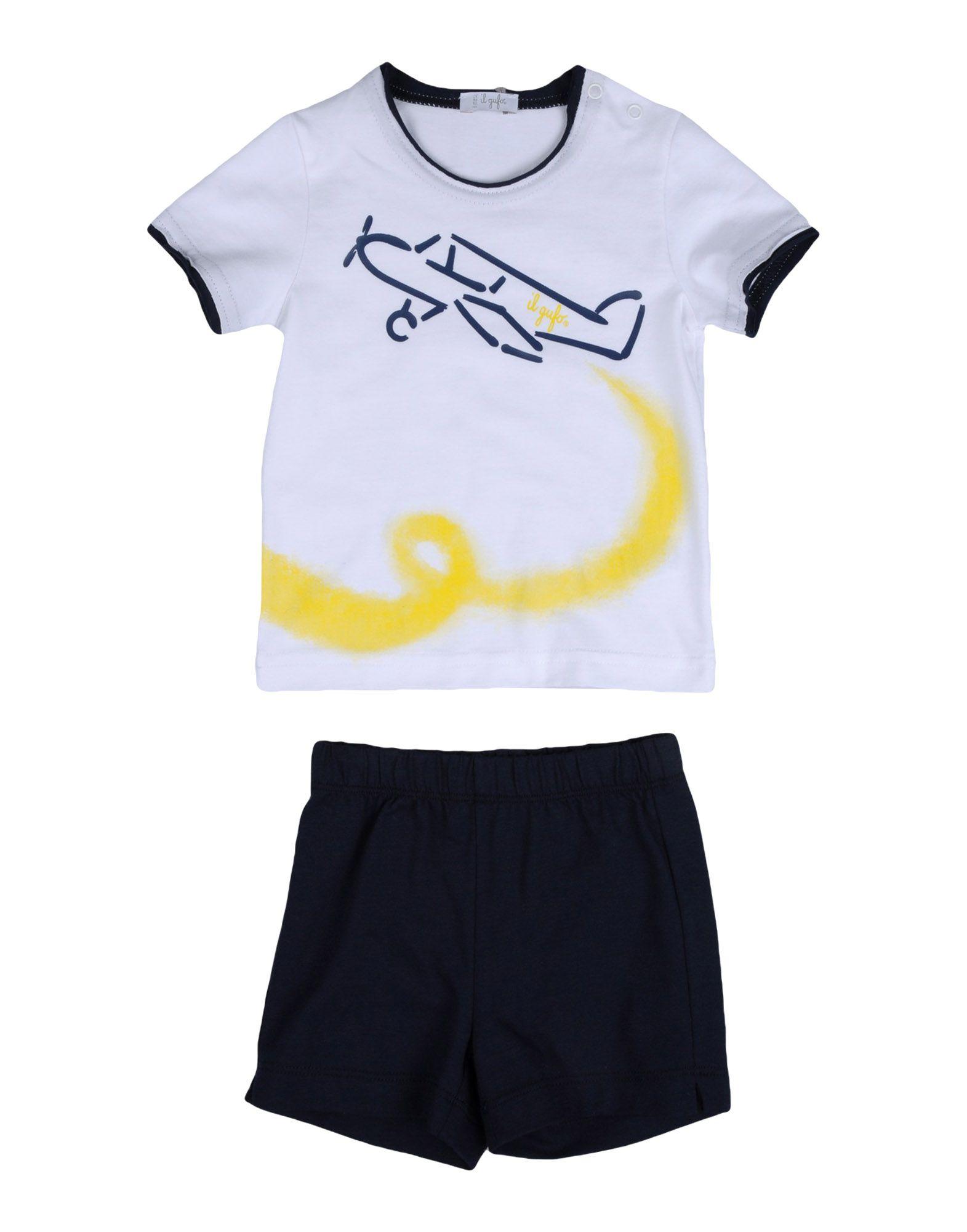 IL GUFO Комплекты пижамные комплекты