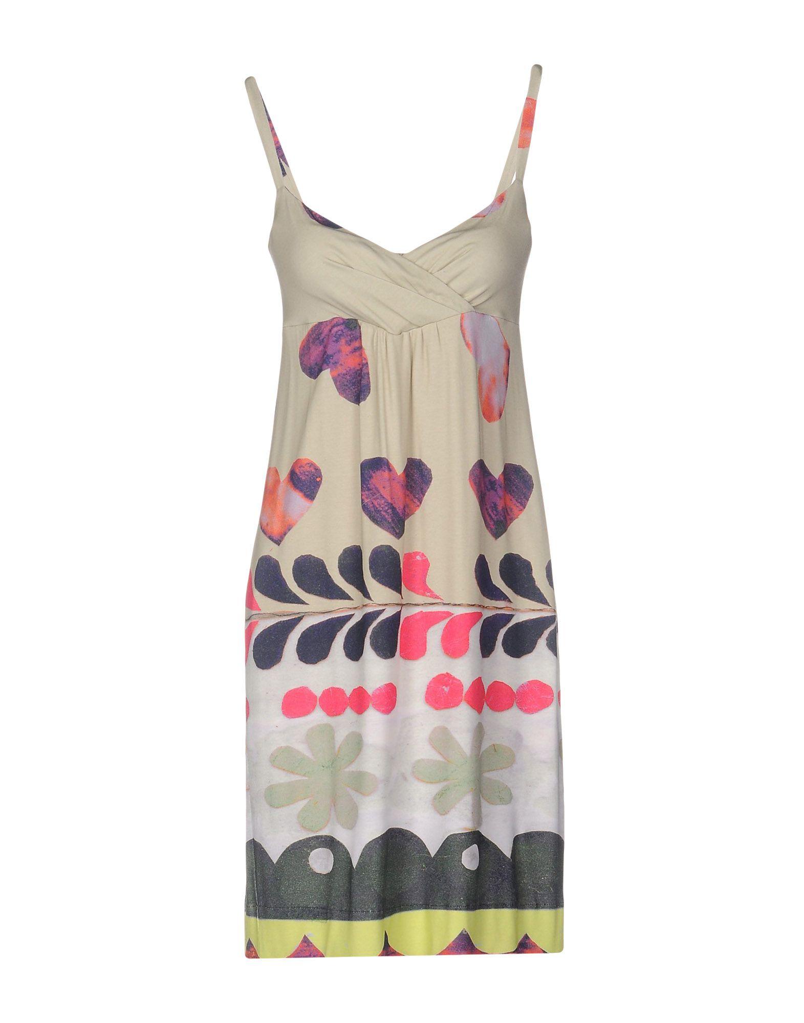 TONET Короткое платье anais gillian комбинация