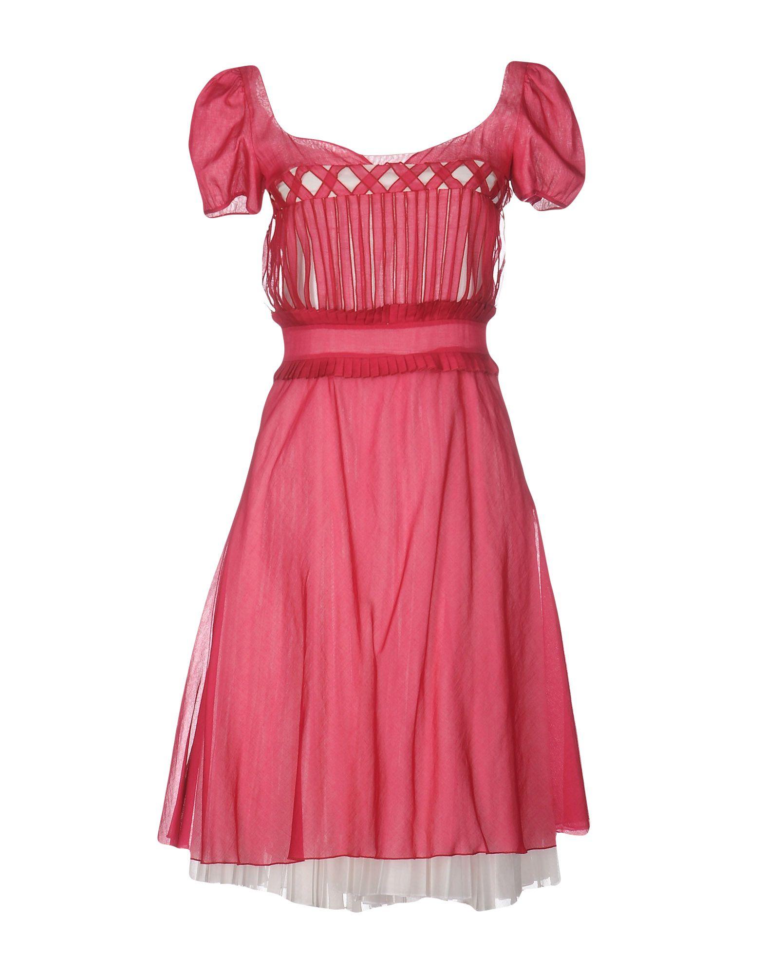 VITO ADDADI Платье до колена платье фирмы vito в интернет магазине