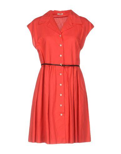 Короткое платье MIU MIU 34708696DM