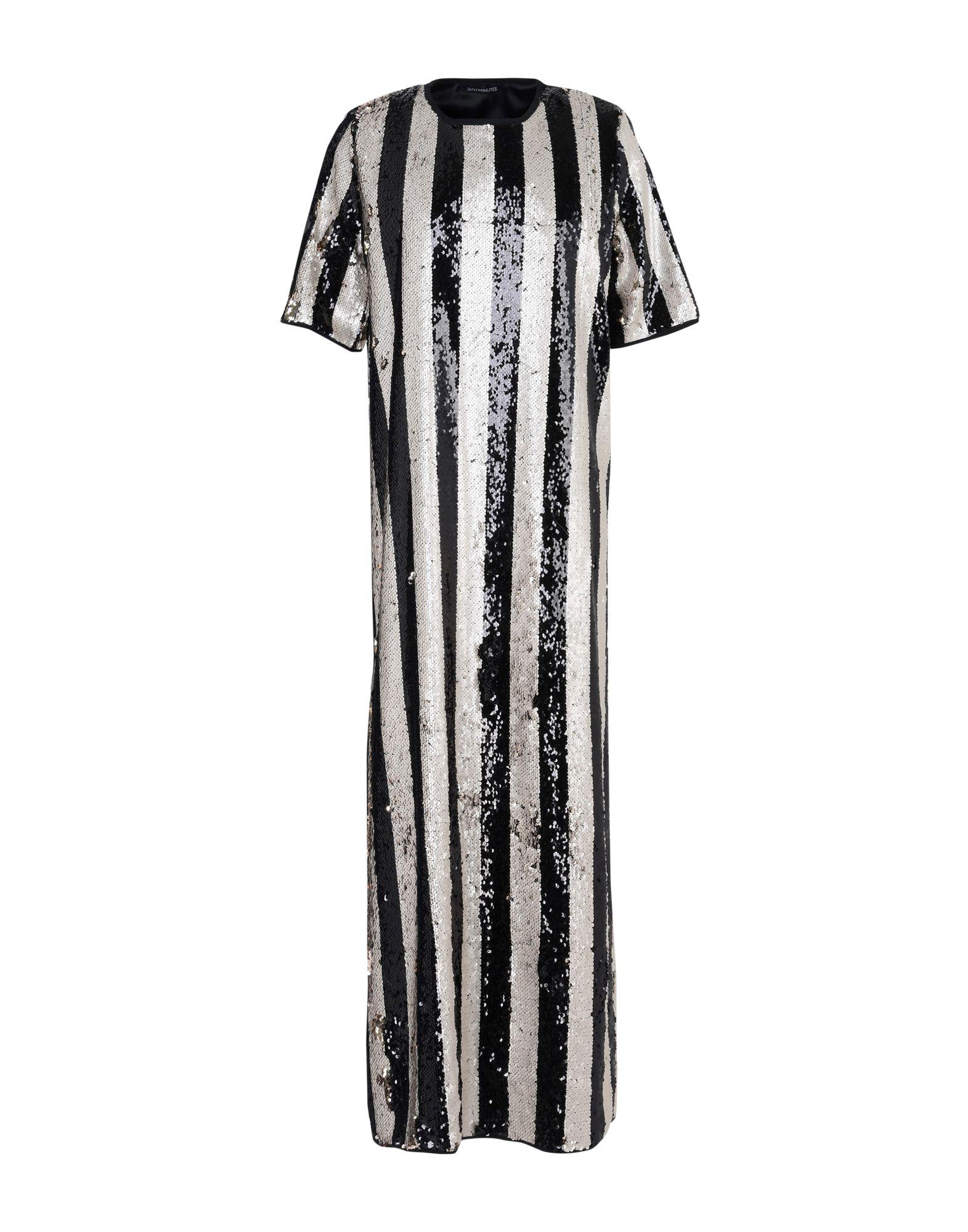 NINEMINUTES Длинное платье nineminutes платье до колена