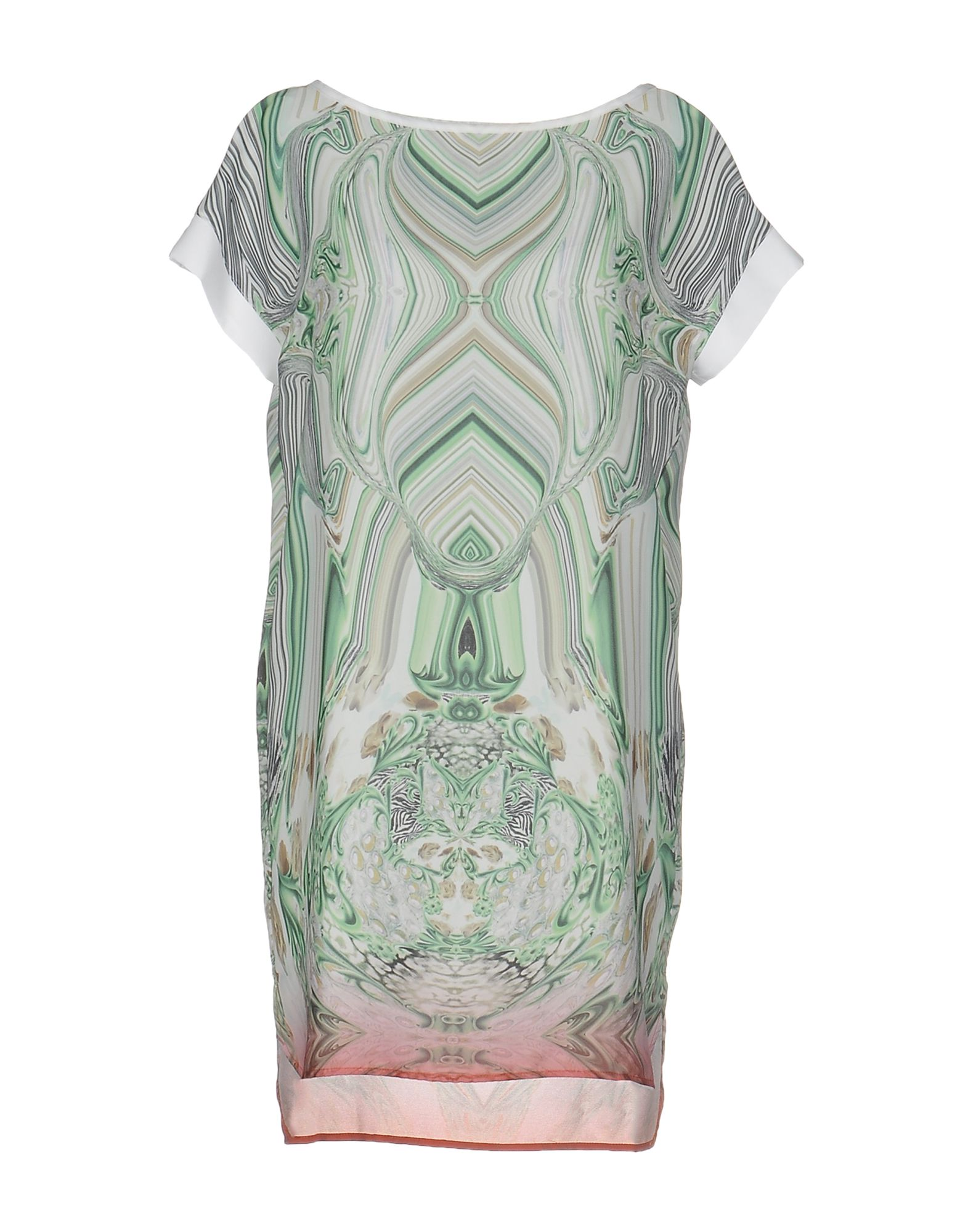 где купить  VIOLET ATOS LOMBARDINI Короткое платье  по лучшей цене