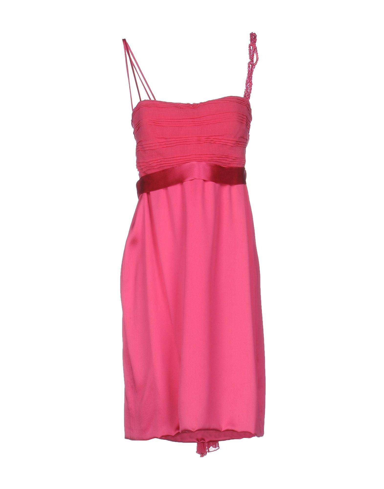 LA PERLA Платье до колена la perla la perla la008lwhli80
