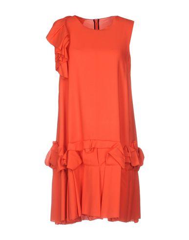 Короткое платье от GIANLUCA CAPANNOLO