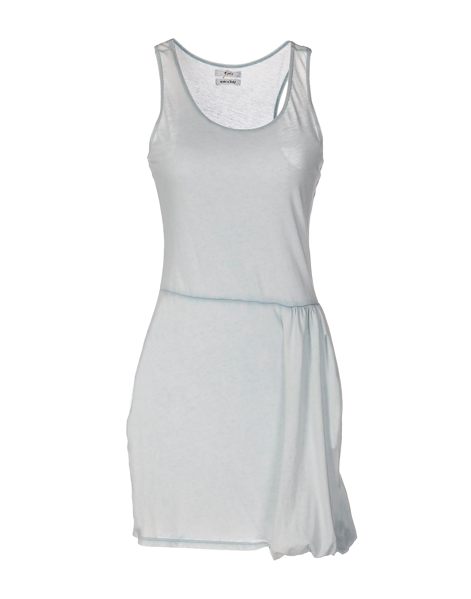 CYCLE Short Dress in Sky Blue