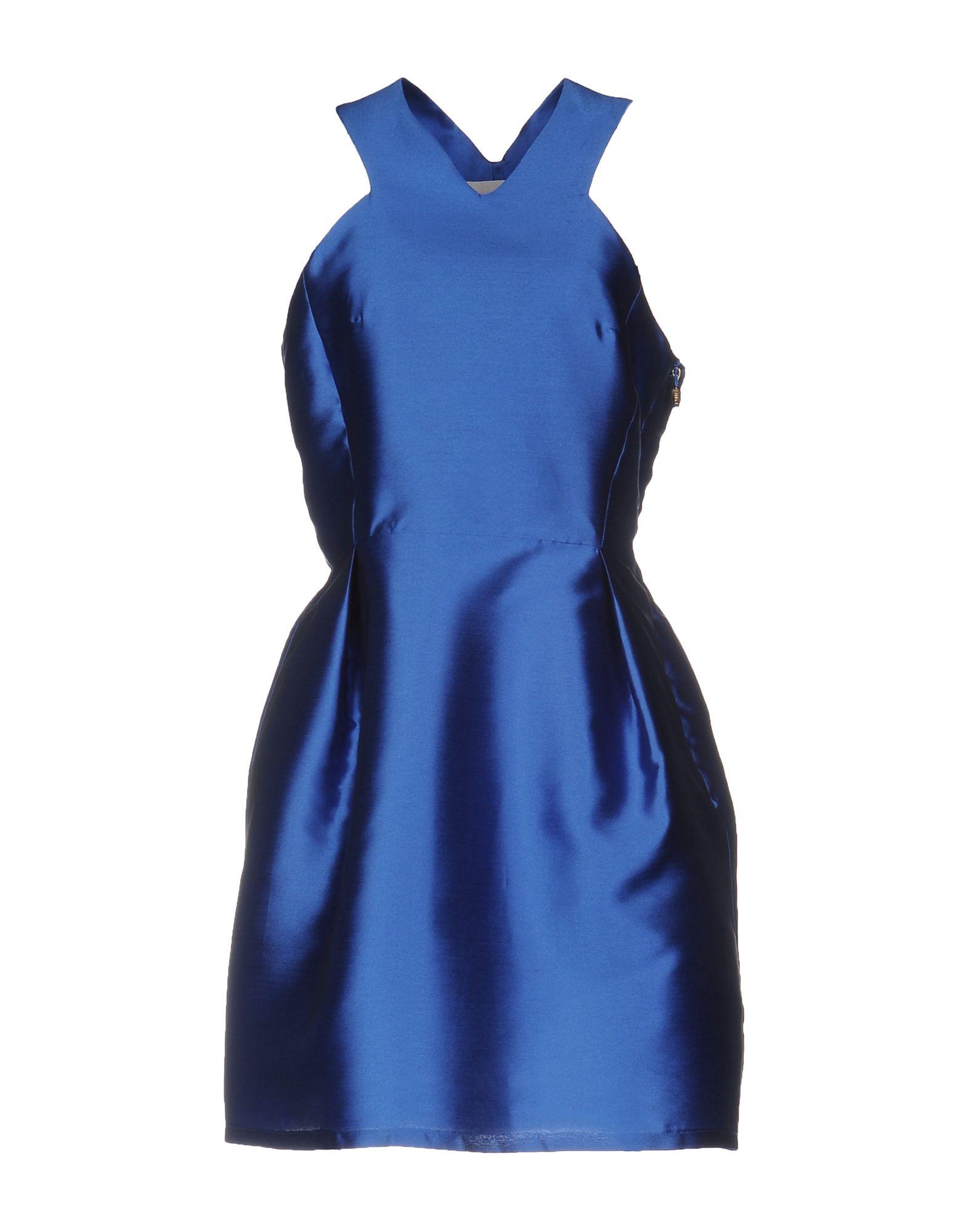 ANNIE P. Короткое платье annie p платье длиной 3 4