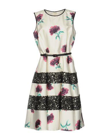 Платье до колена OSCAR DE LA RENTA 34710129KG