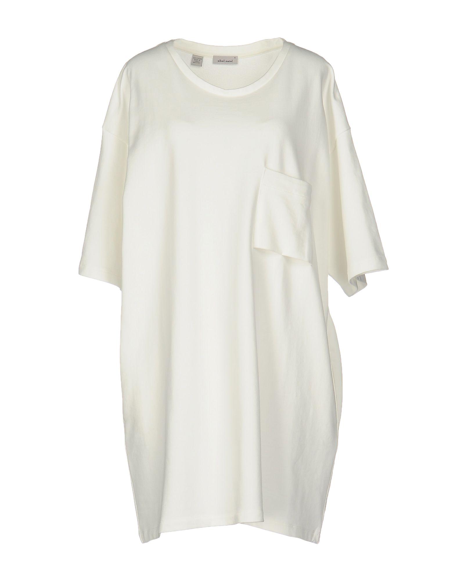 SIBEL SARAL Короткое платье недорго, оригинальная цена