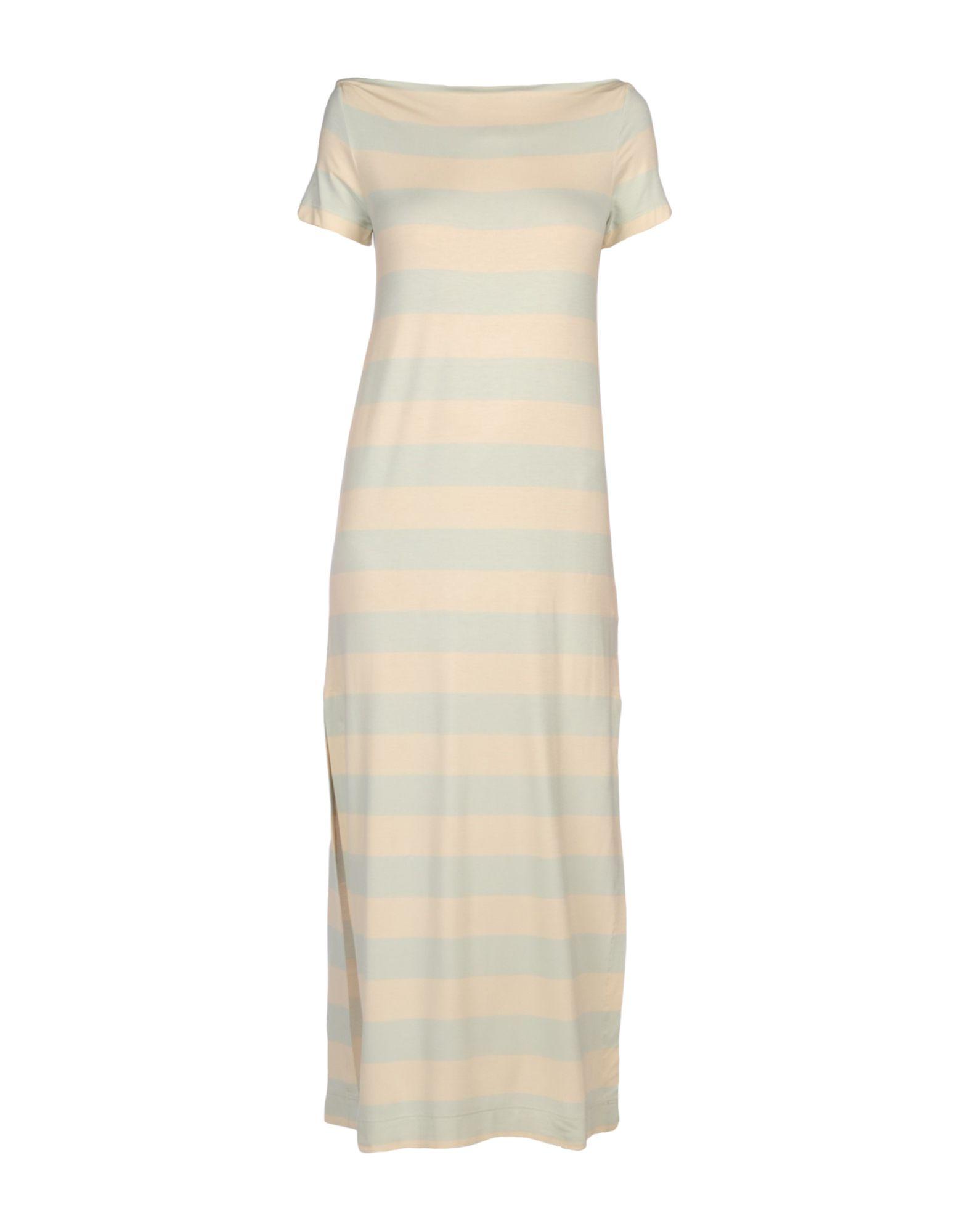 цена LA FABRIQUE Длинное платье онлайн в 2017 году