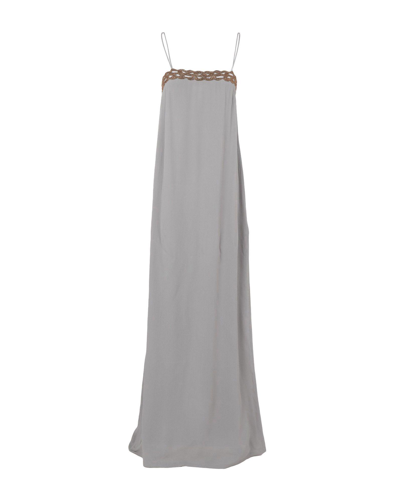INTROPIA Длинное платье цена 2017