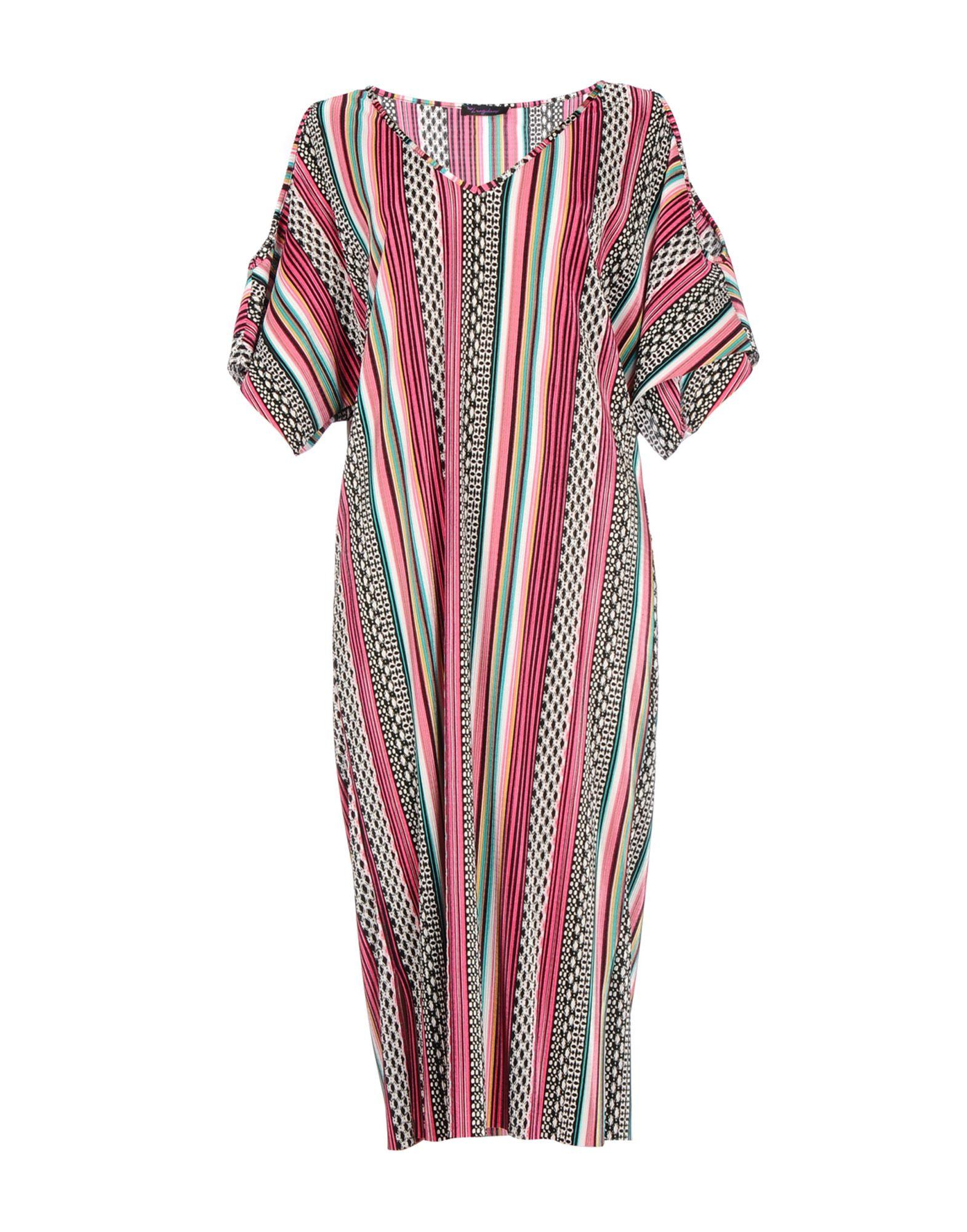 LUNGIDAMÈ Платье длиной 3/4 lisa corti платье длиной 3 4