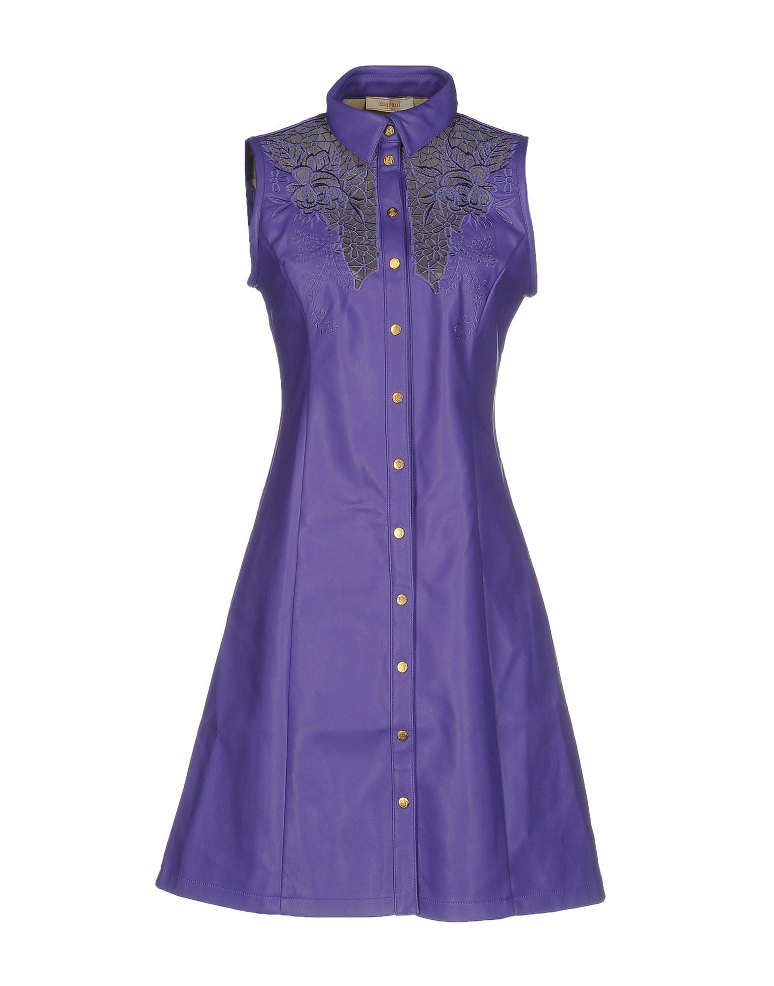 MARANI JEANS Короткое платье marani g короткое платье