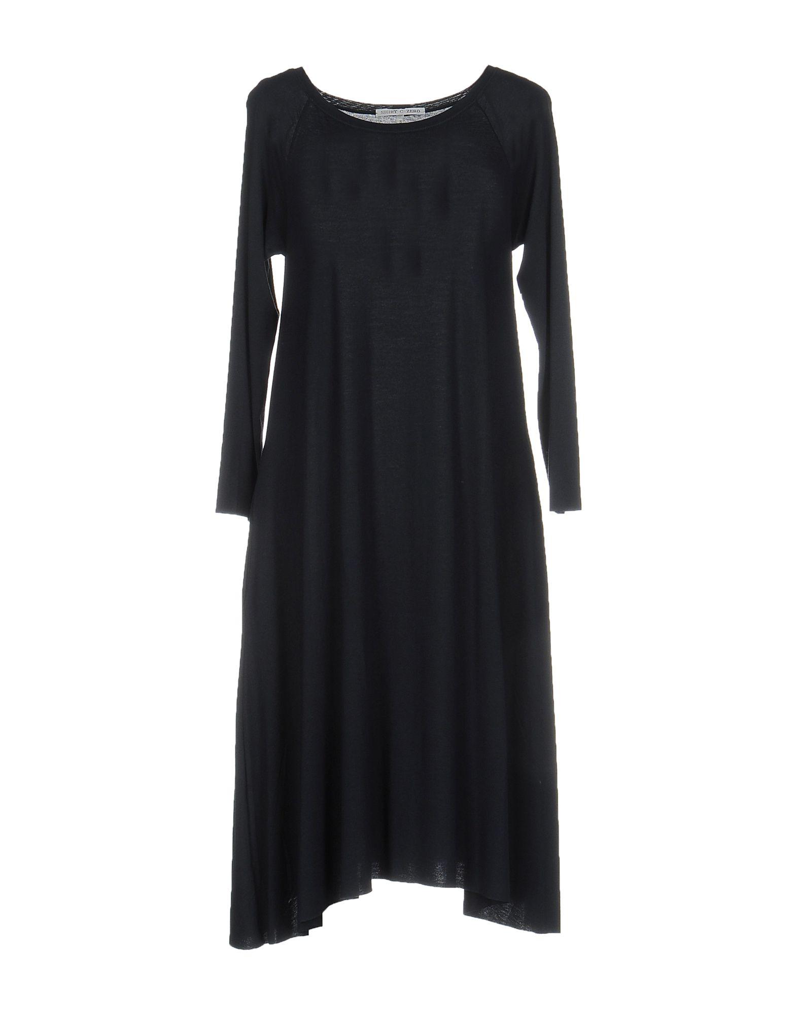 где купить  SHIRT C-ZERO Платье до колена  по лучшей цене