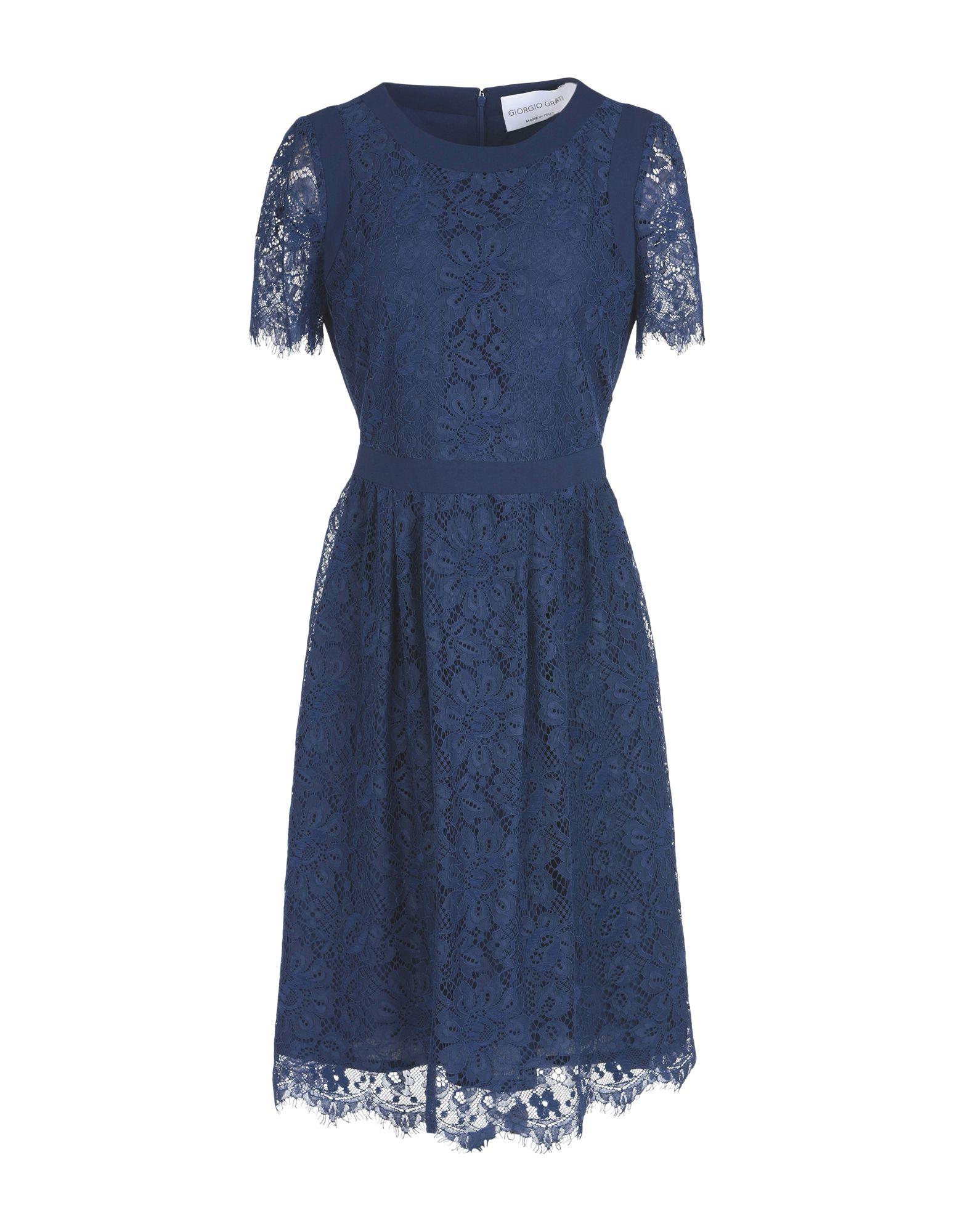 где купить GIORGIO GRATI Платье до колена по лучшей цене