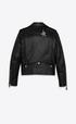 Leather jacket