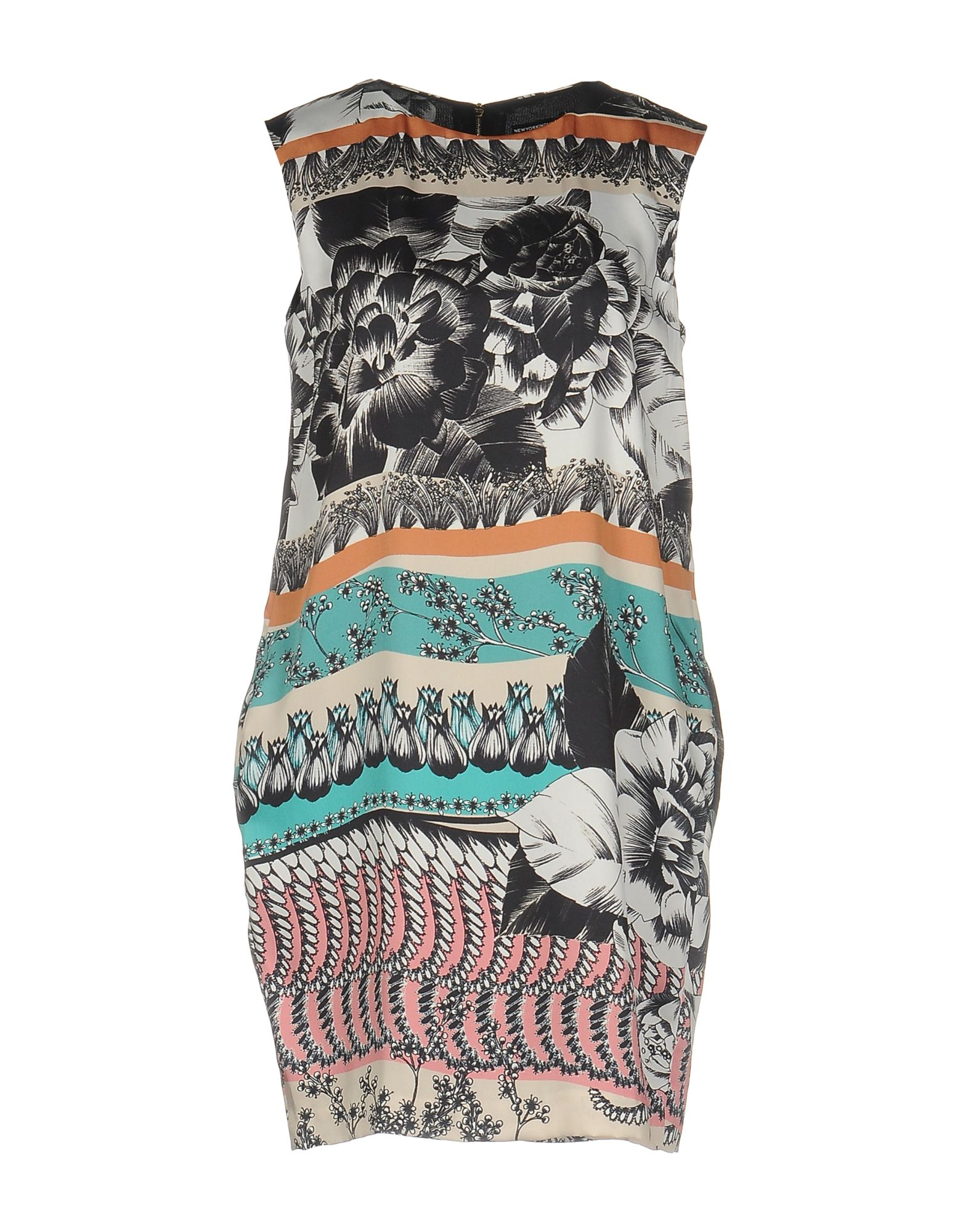 NEW YORK INDUSTRIE Короткое платье new york industrie