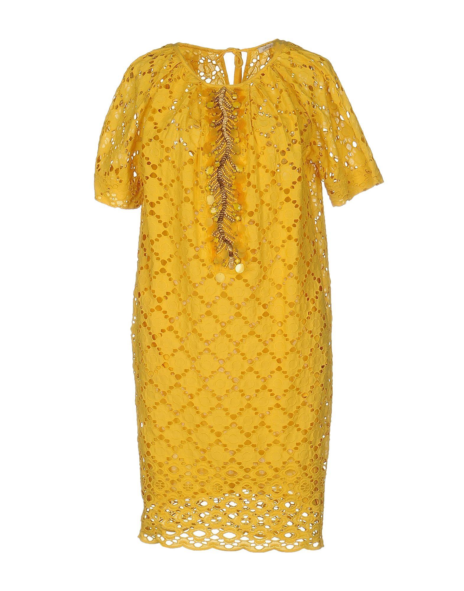 GOLD CASE Короткое платье gold case pубашка