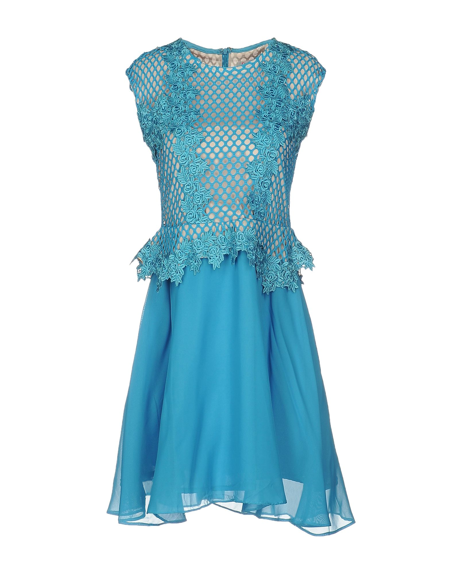 CHARMING Короткое платье charming короткое платье