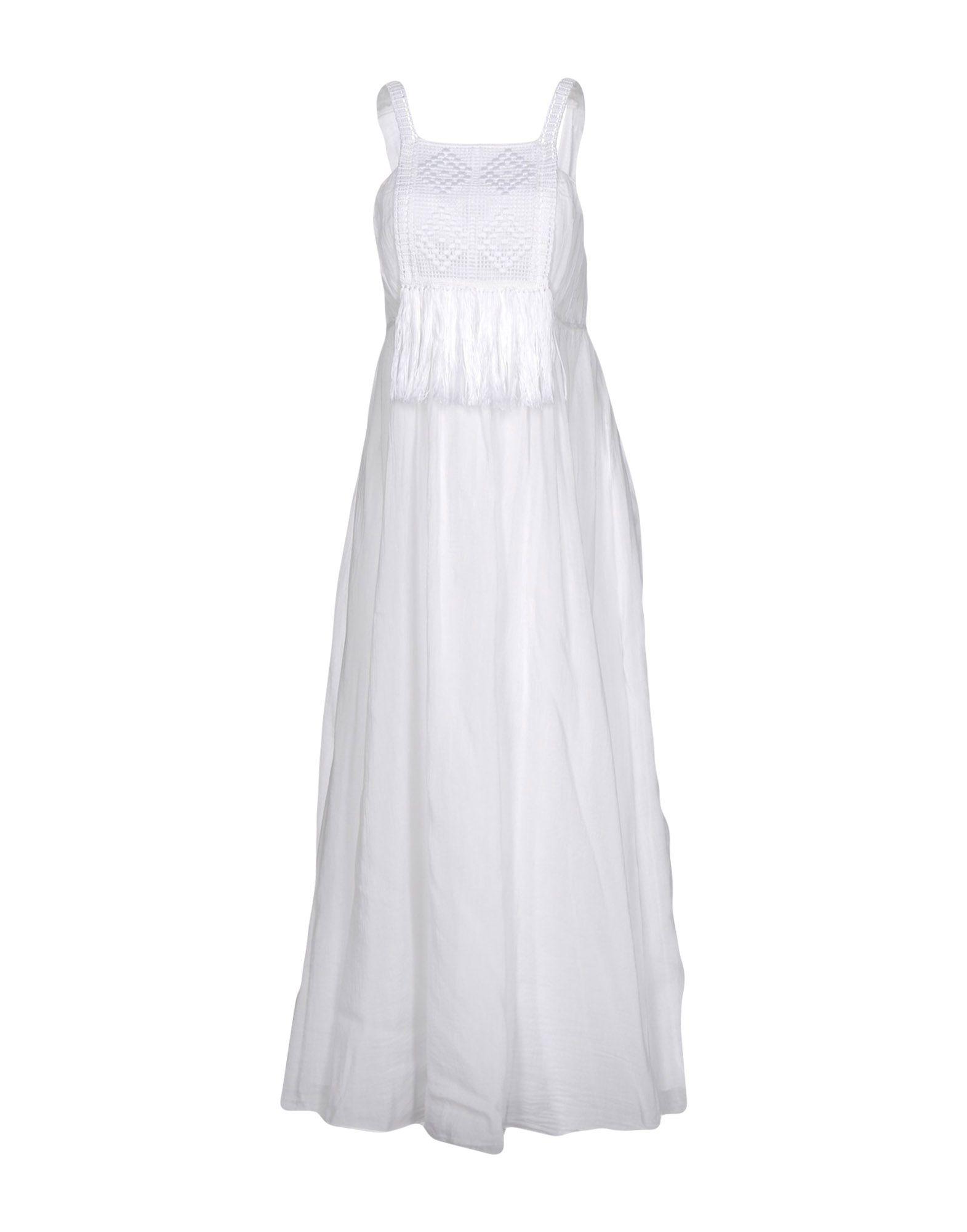 FORTE-FORTE Длинное платье