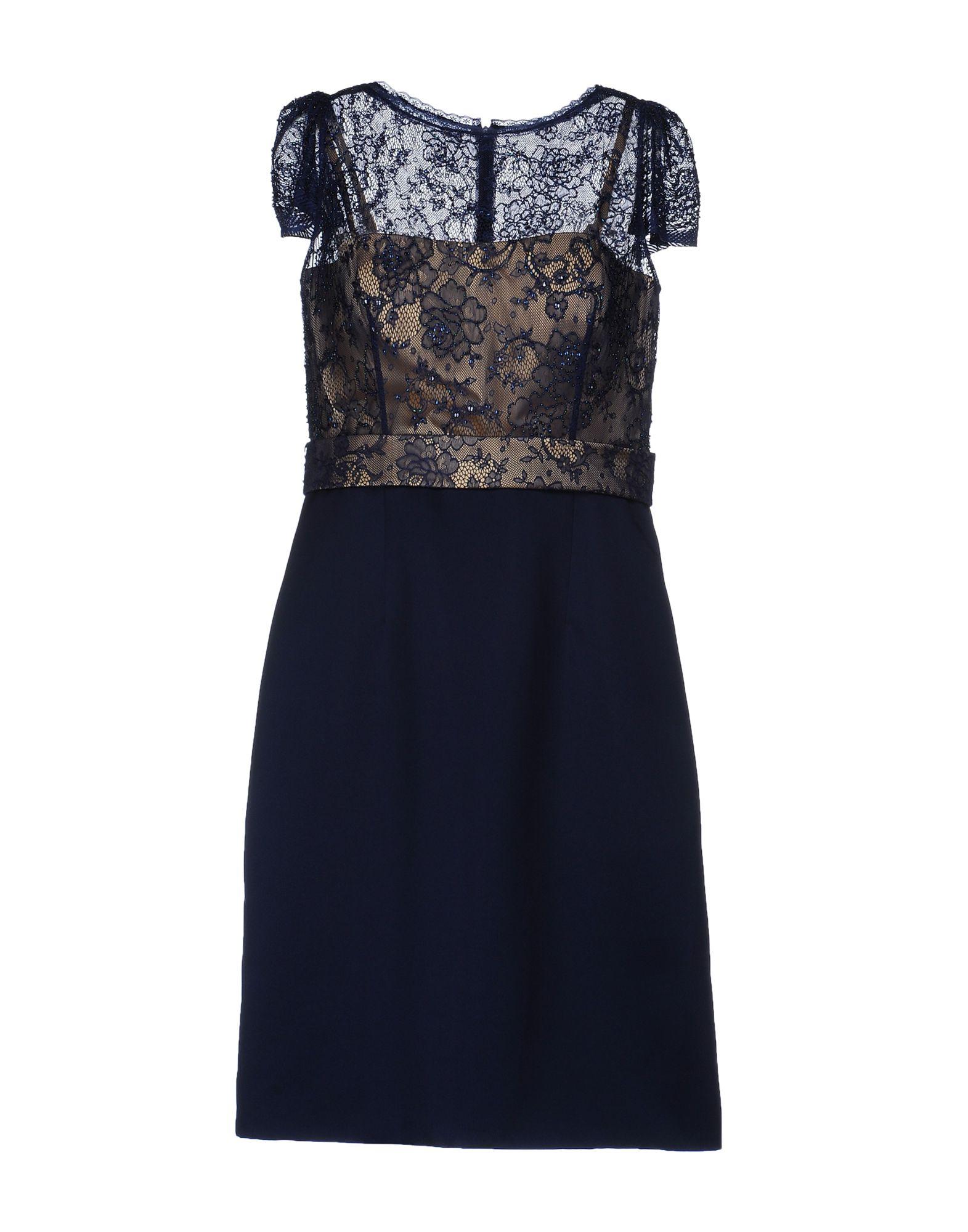 CARLO PIGNATELLI CERIMONIA Платье до колена недорго, оригинальная цена