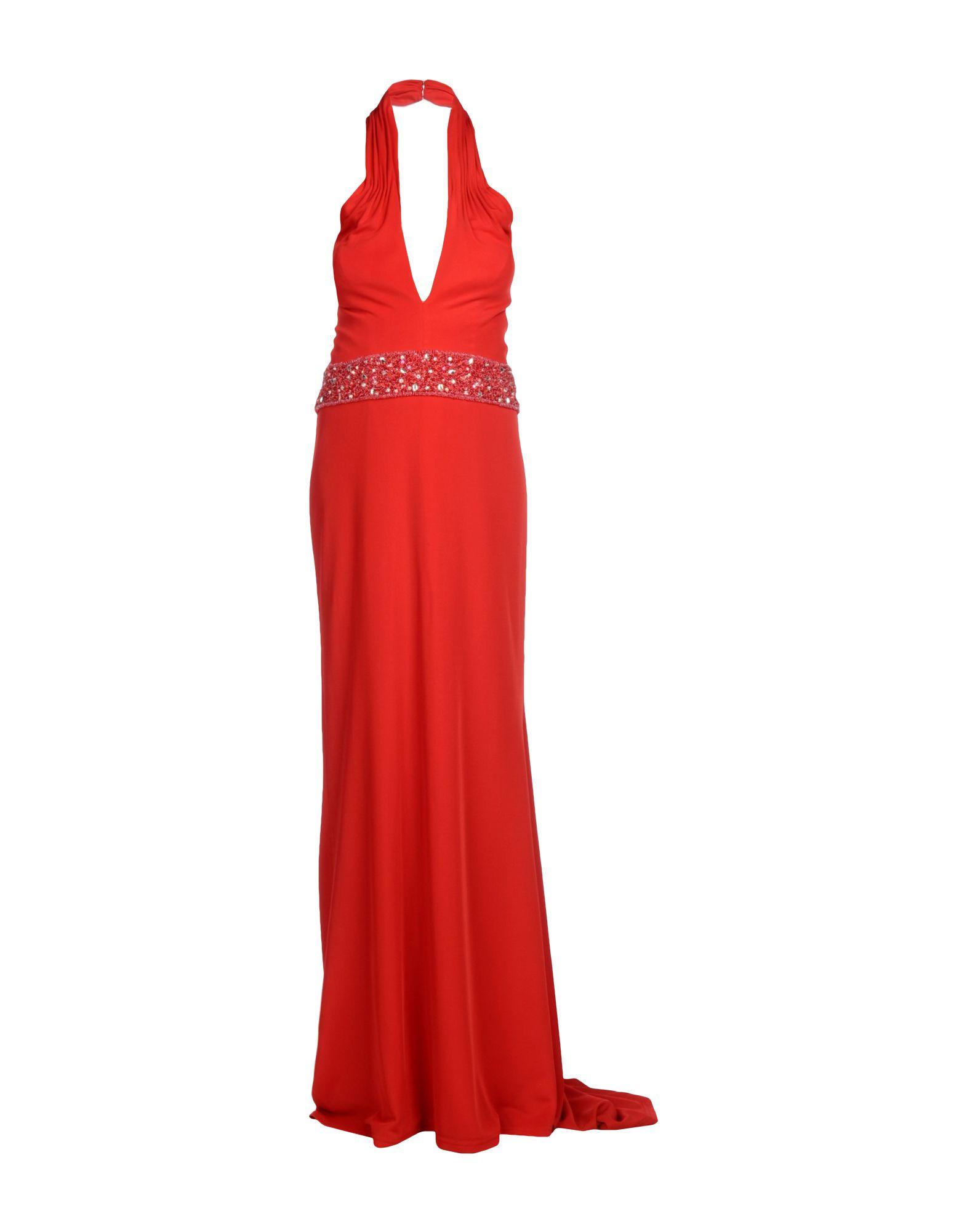 цена LEXUS PRIVE Длинное платье онлайн в 2017 году