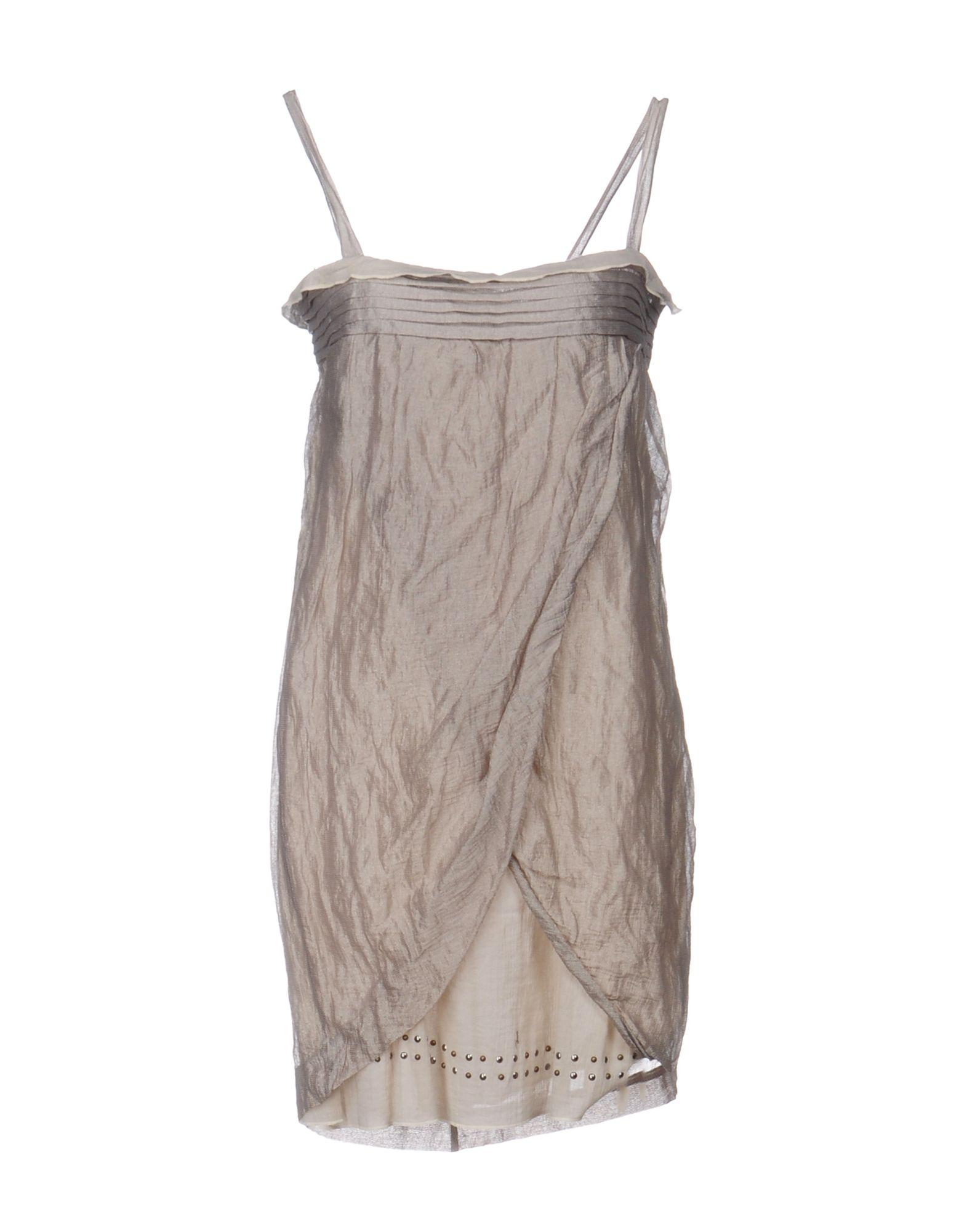 LE FULL Короткое платье lpc le petites chaudières короткое платье