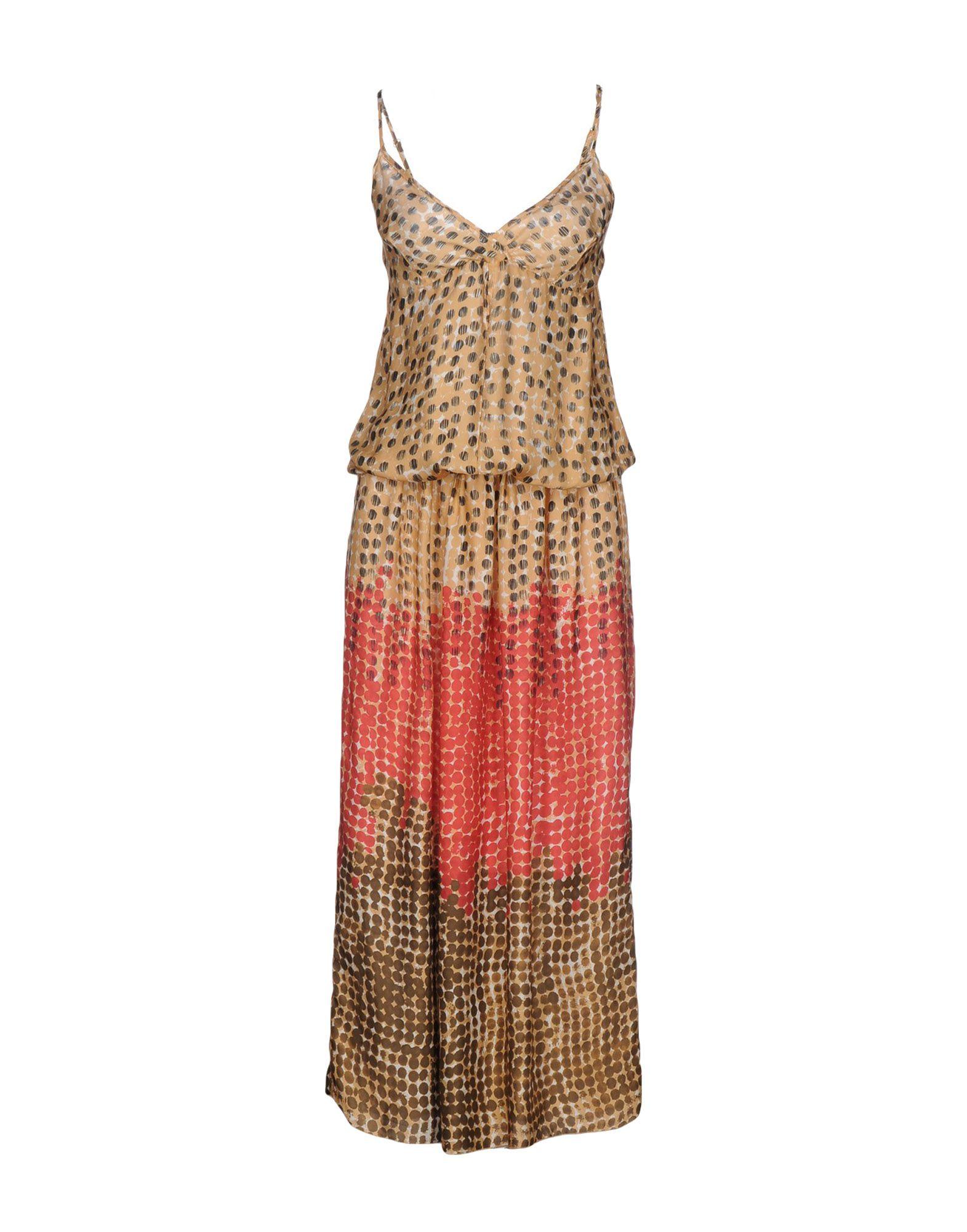 MANILA GRACE Длинное платье manila grace платье