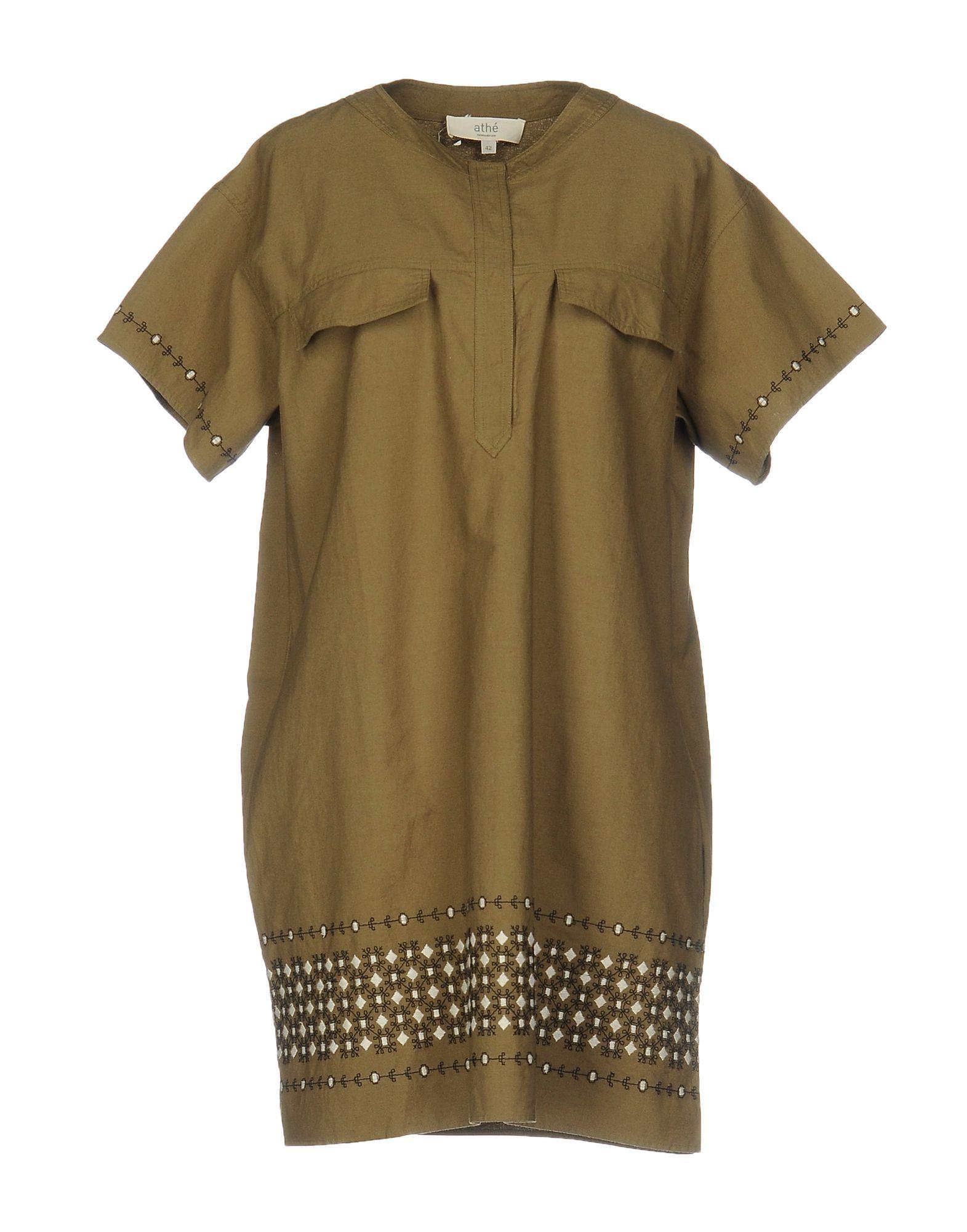 VANESSA BRUNO ATHE' Короткое платье escada vanessa e3235055