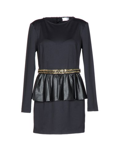 Короткое платье ELISABETTA FRANCHI GOLD 34712900VU