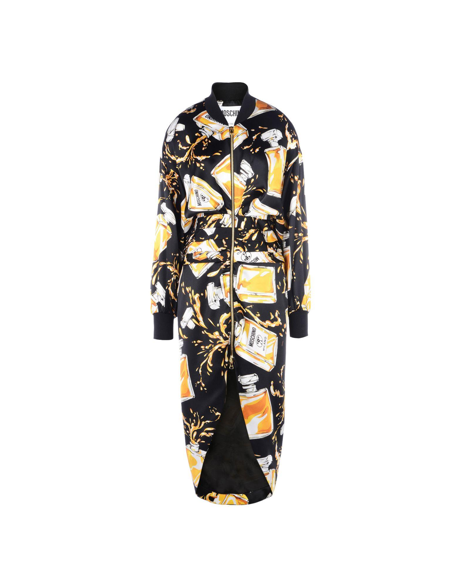 все цены на  MOSCHINO COUTURE Платье длиной 3/4  онлайн