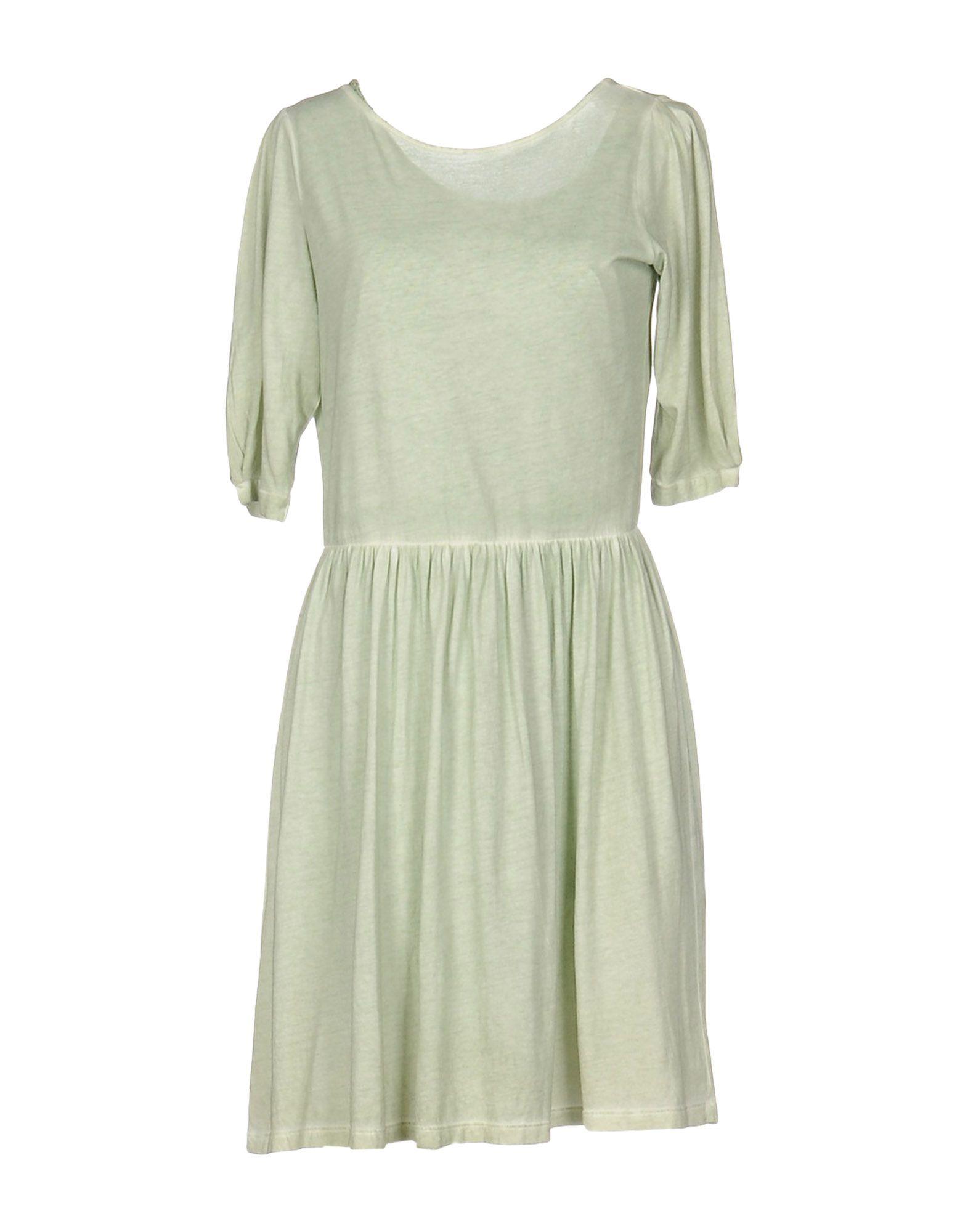 MANILA GRACE Короткое платье anais gillian комбинация