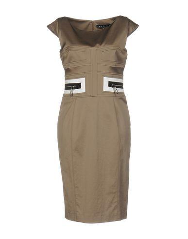 Платье до колена от AMORIMIEI PAOLO PETRONE