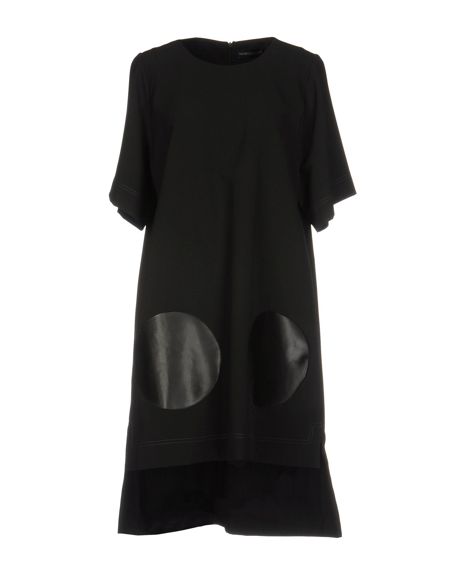 DOMENICO CIOFFI Короткое платье