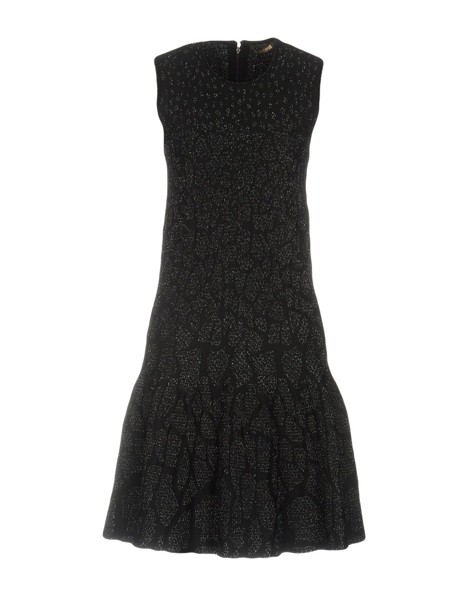 купить ROBERTO CAVALLI Короткое платье по цене 51000 рублей