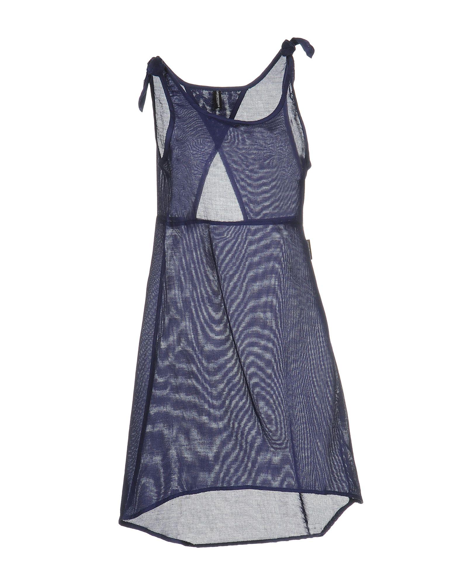 EMPORIO ARMANI SWIMWEAR Короткое платье sexy style spaghetti straps diamante one piece women s swimwear