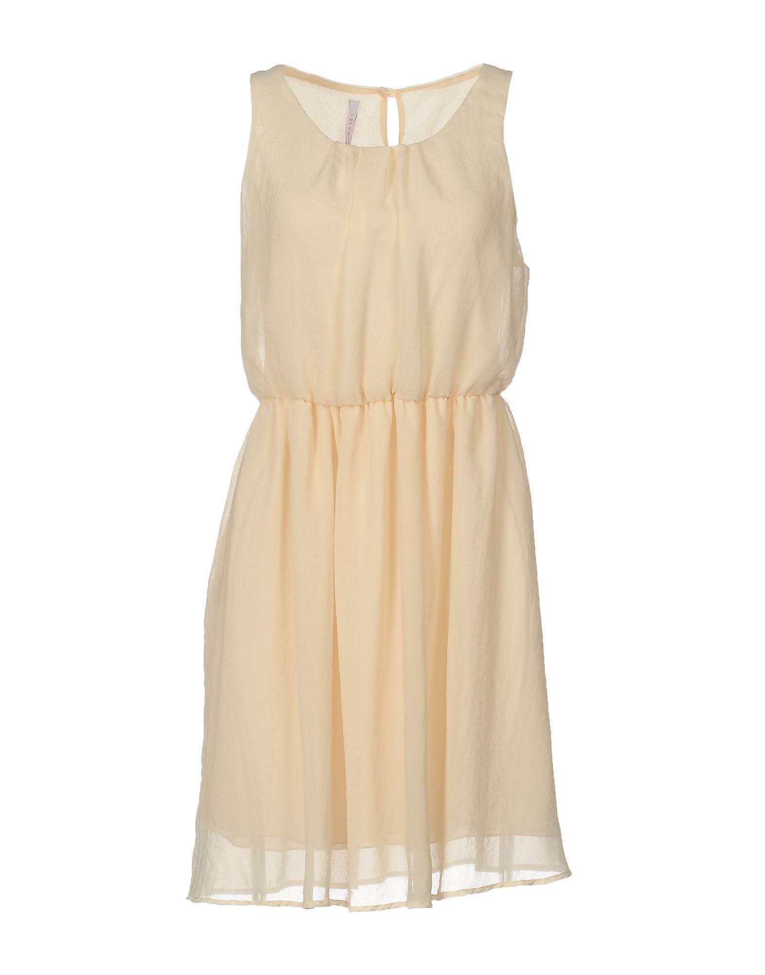 Фото IMPERIAL Короткое платье. Купить с доставкой