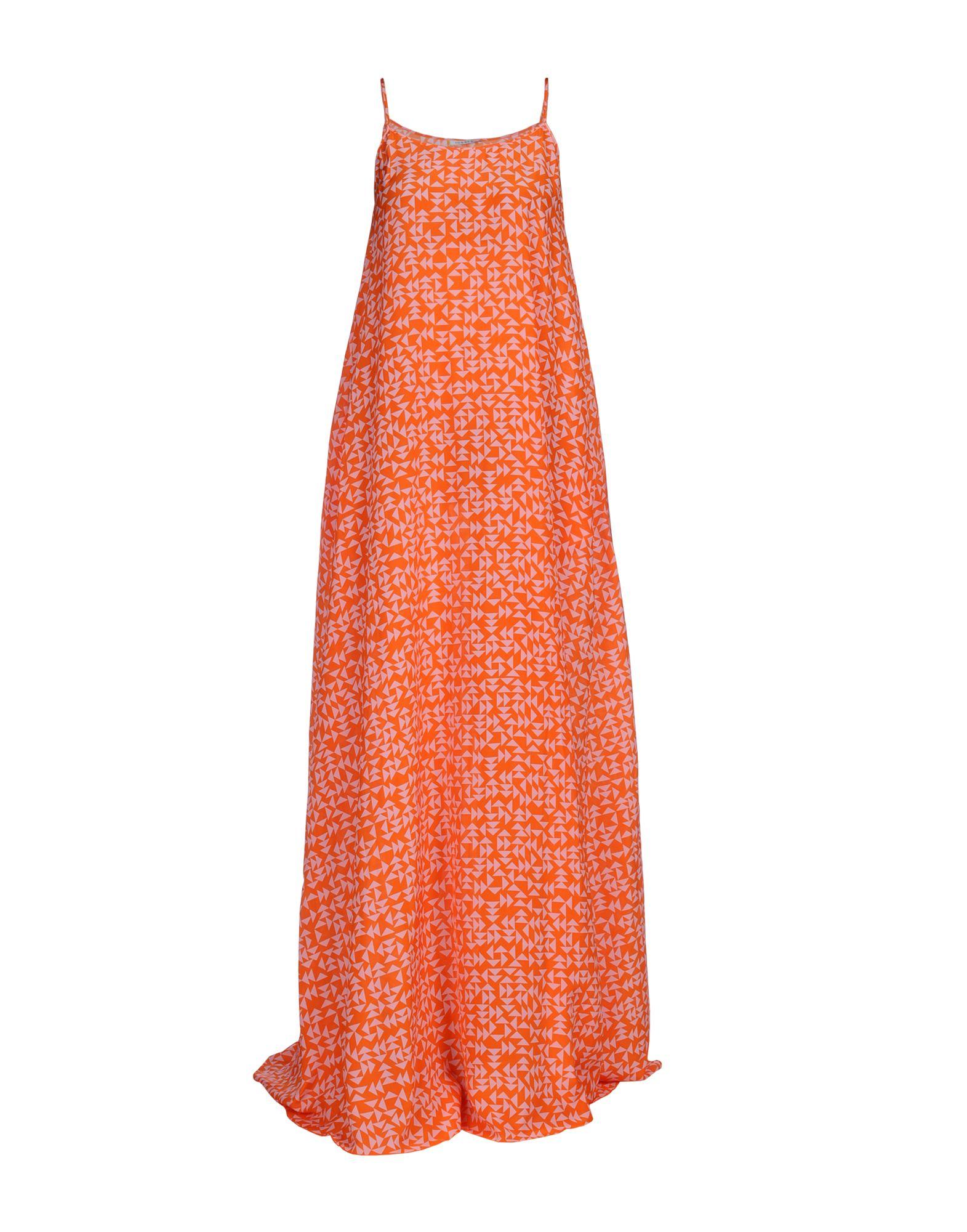 ICEBERG Длинное платье clio peppiatt длинное платье