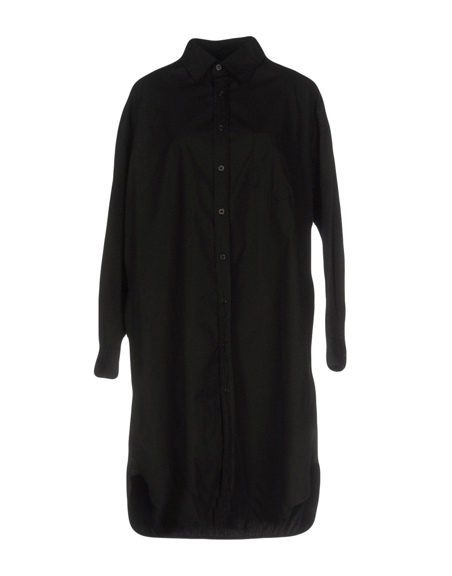 YOHJI YAMAMOTO Короткое платье цена 2017