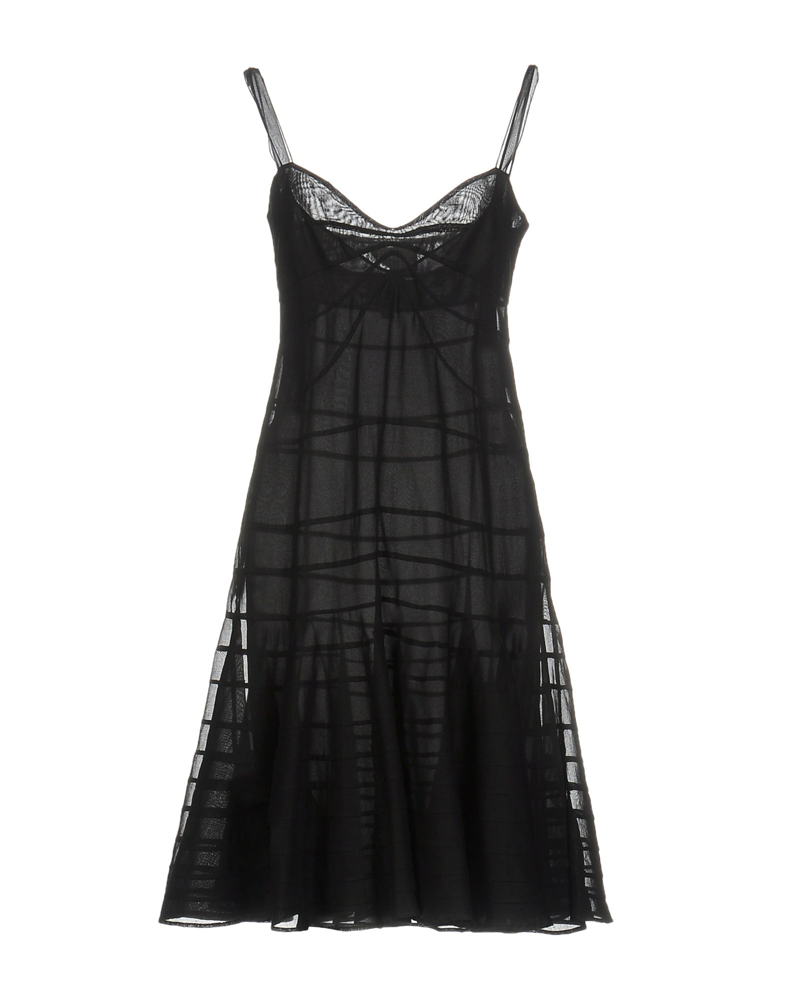 цена ROBERTA FURLANETTO Короткое платье онлайн в 2017 году
