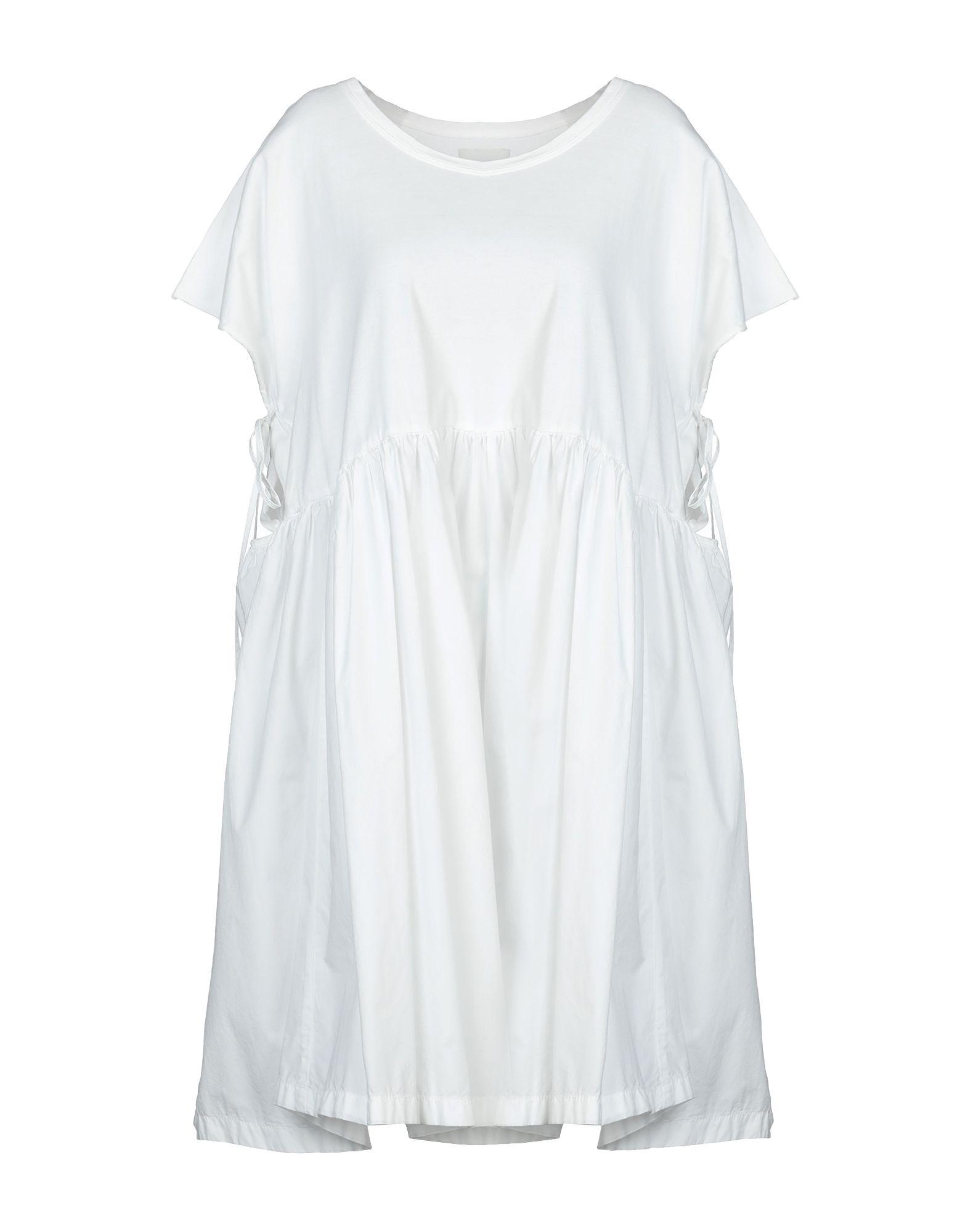 AVN Короткое платье avn блузка