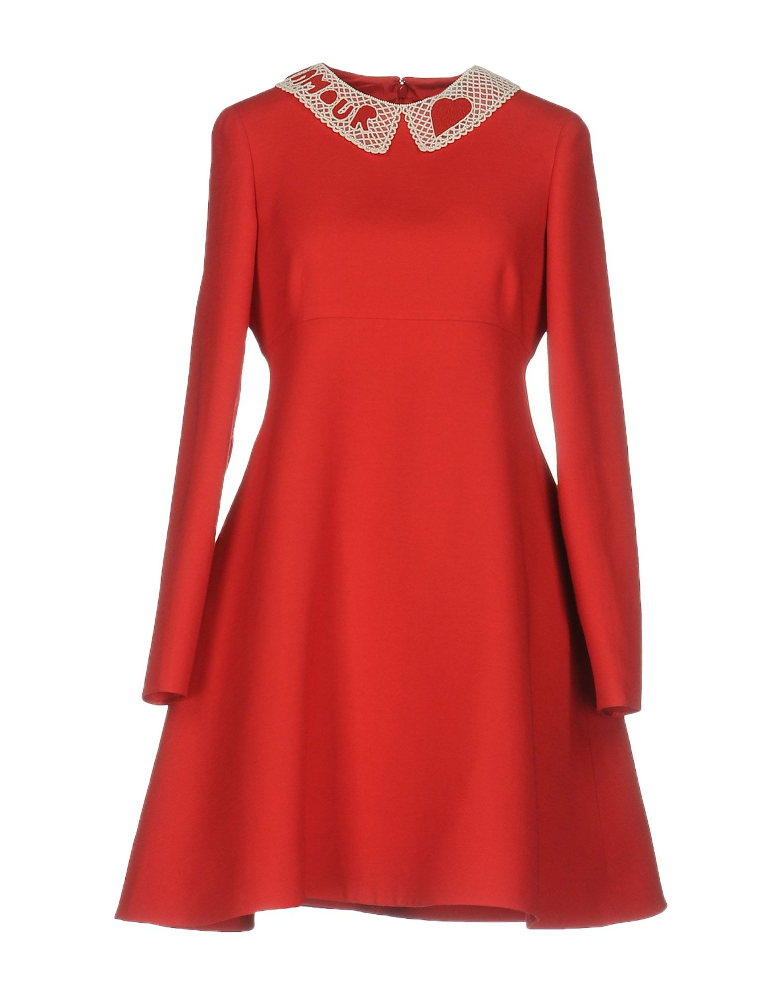 красное платье от валентино фото