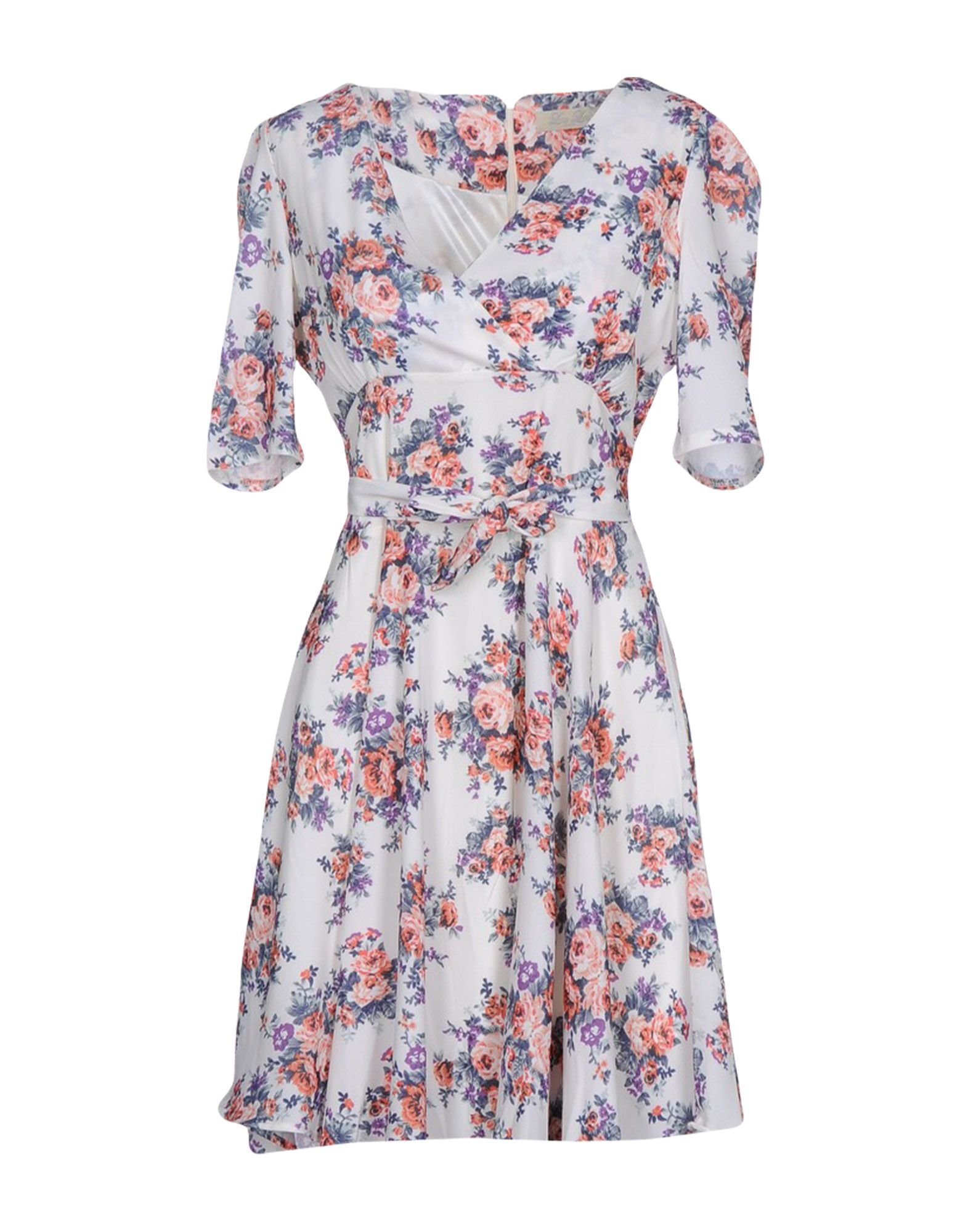 LOU LOU LONDON Короткое платье lou lou london мини юбка